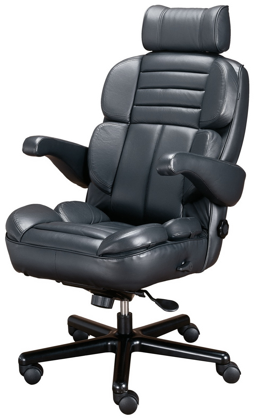 Most Recent 12 Big And Tall Office Chairs To Include In Your Office For Big And Tall Executive Office Chairs (View 4 of 20)