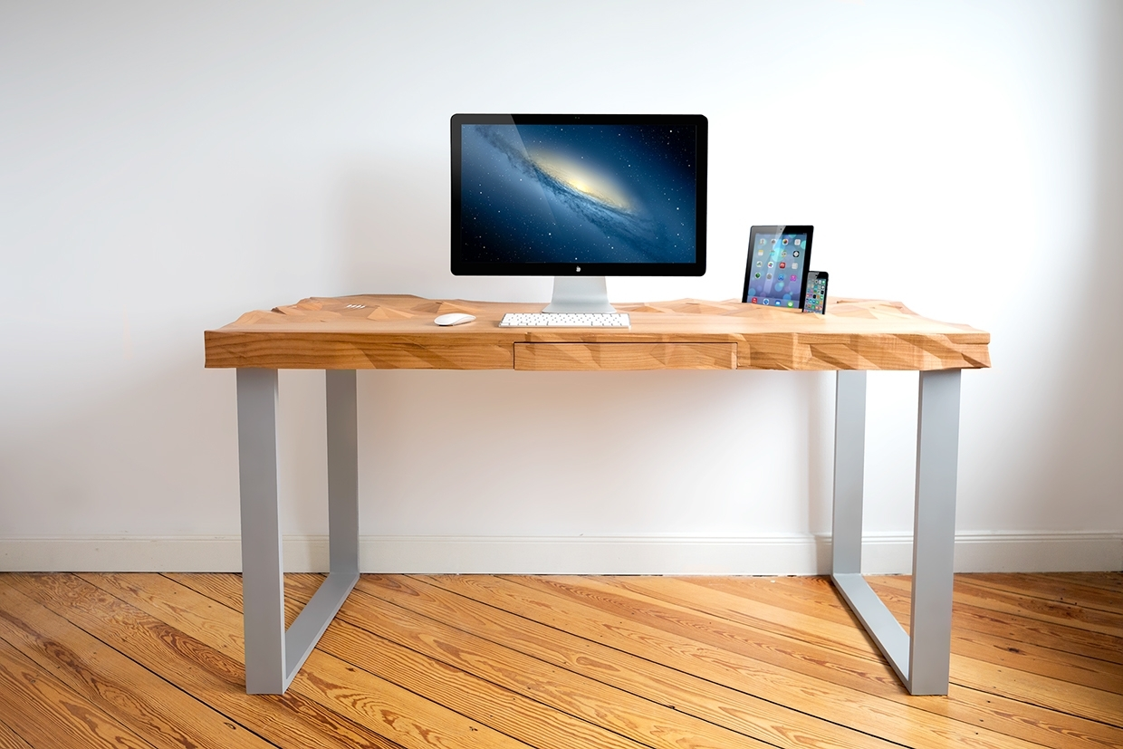 Most Recent 25 Best Desks For The Home Office (View 18 of 20)