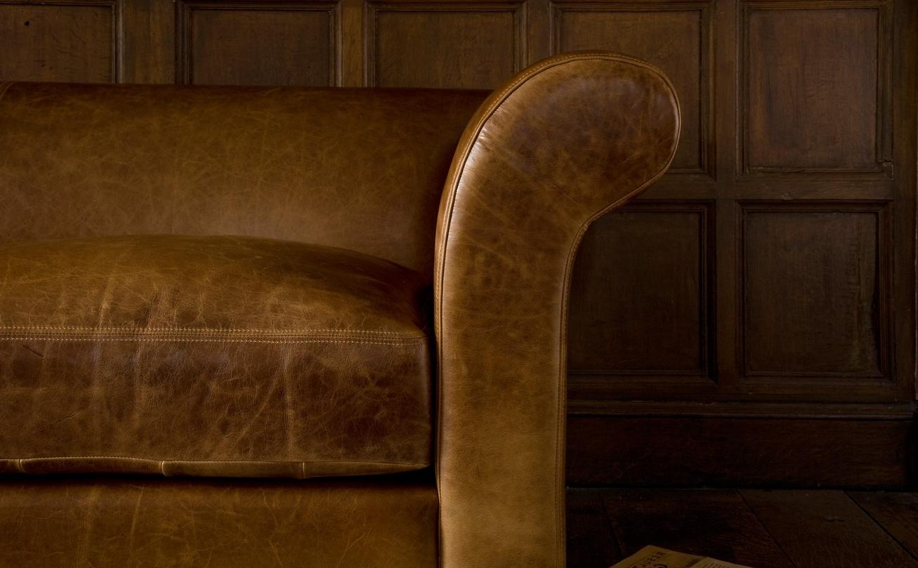 Most Recent Aniline Leather Sofasindigo Furniture For Aniline Leather Sofas (View 17 of 20)