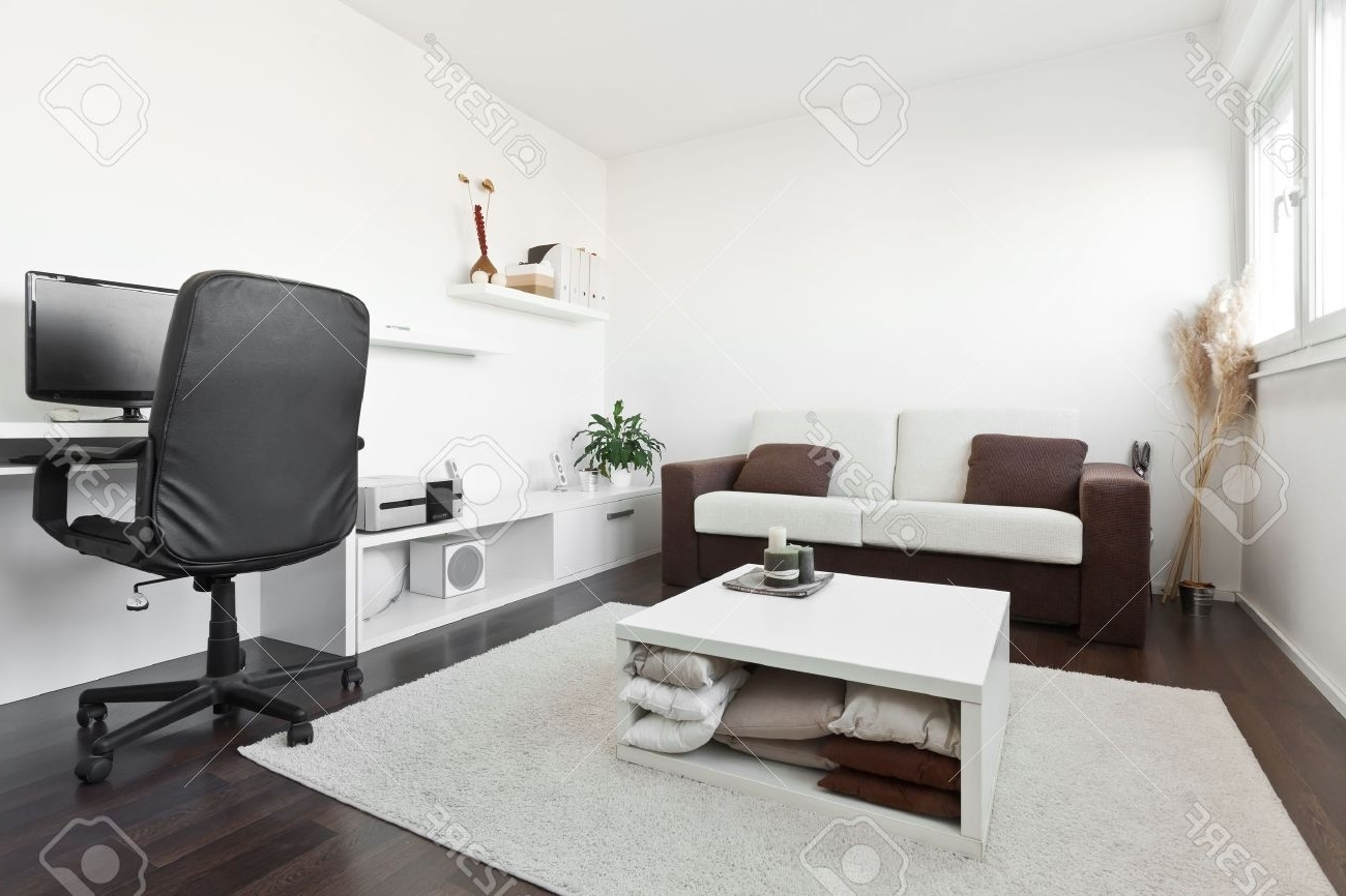 Featured Photo of Computer Desks For Living Rooms
