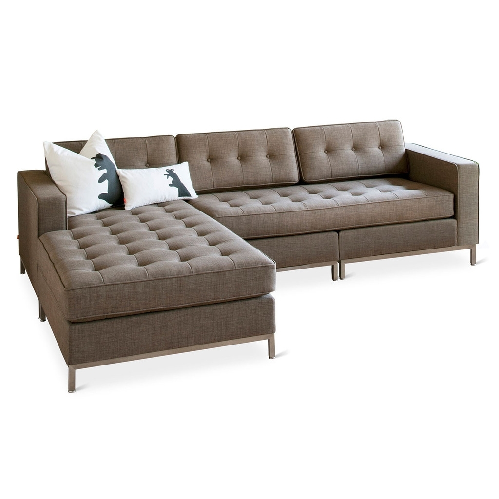 Most Recent Gus Modern Jane Bi Sectional : Grid Furnishings Throughout Jane Bi Sectional Sofas (View 11 of 20)