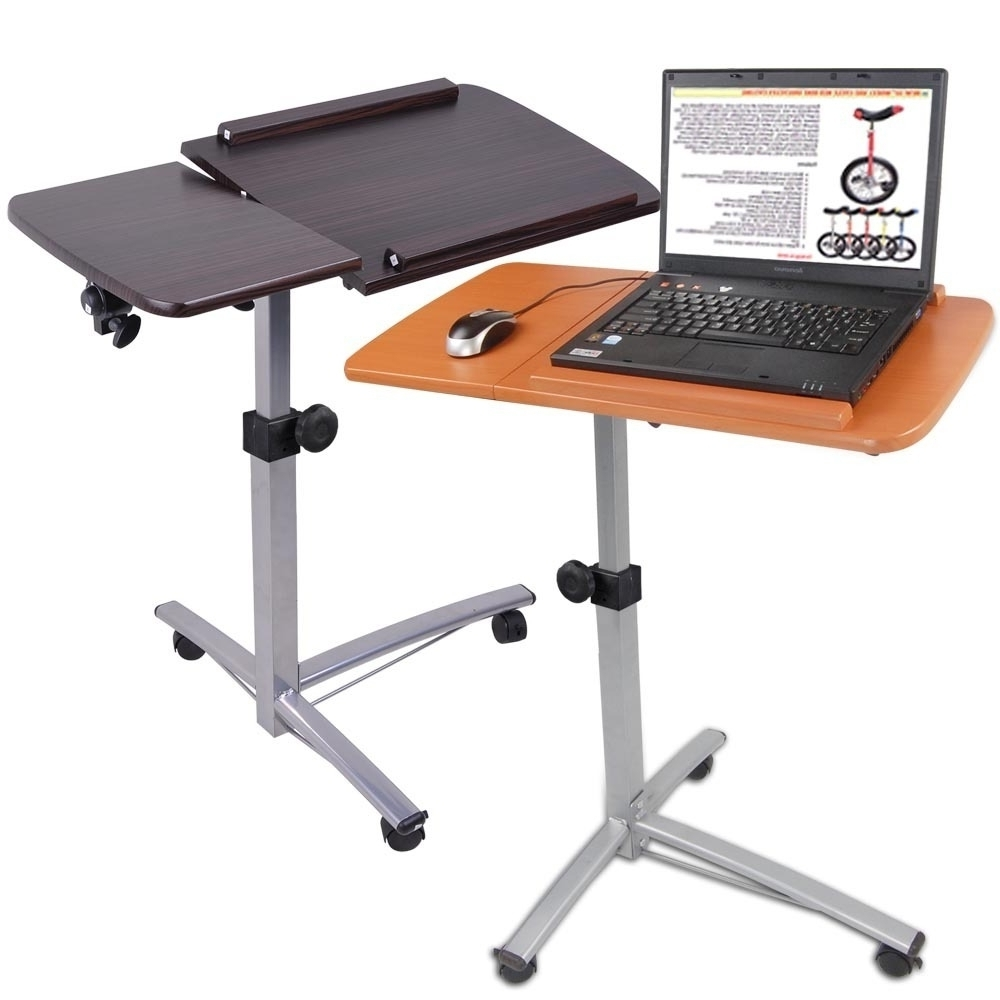 Most Recent Portable Computer Desk: Stressed No More – Signin Works With Portable Computer Desks (View 3 of 20)