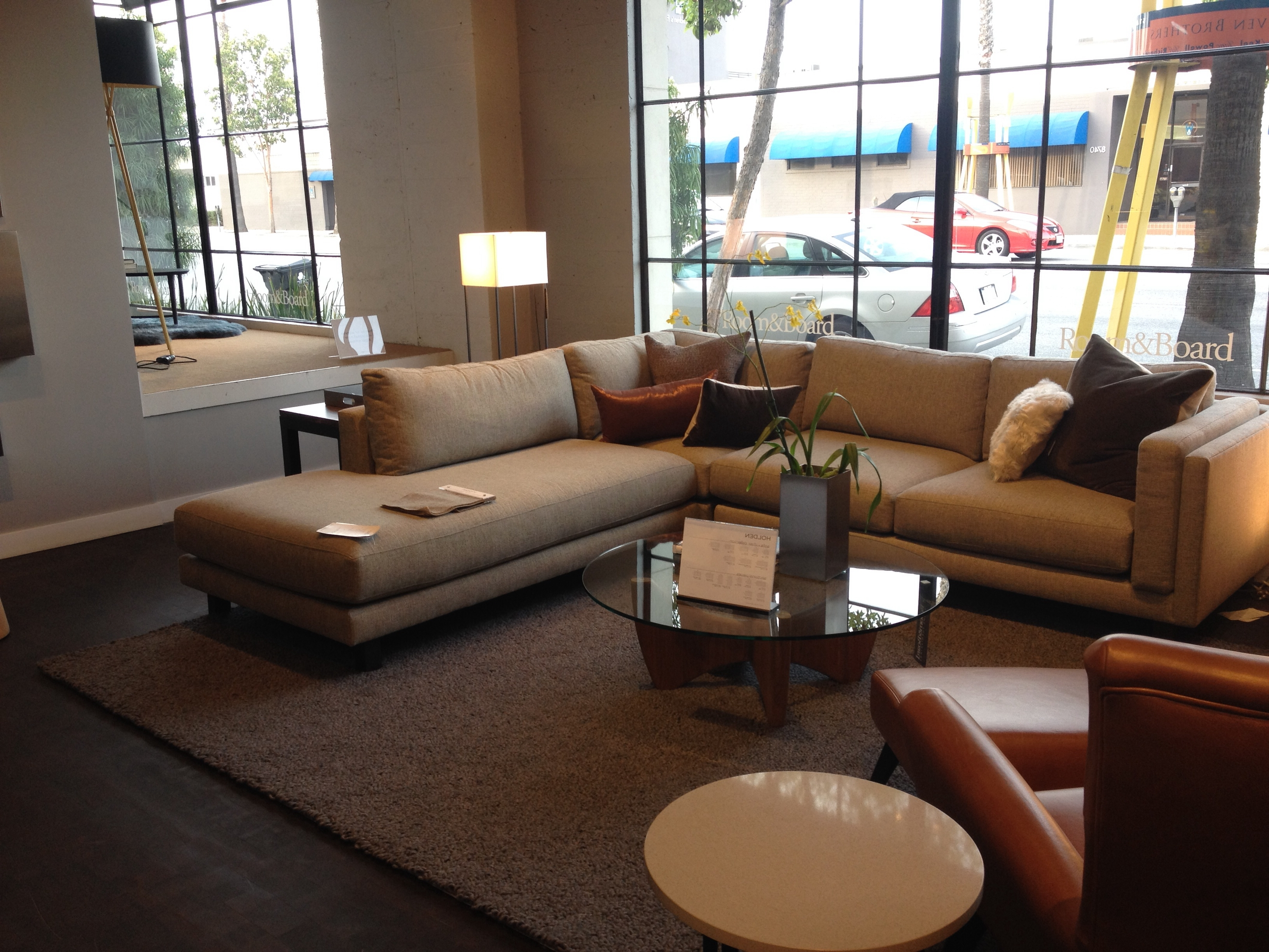 Most Recent Room And Board Sectional Sofas With Regard To Room And Board – Holden Sectional. $3797. 112 X 107. Couch Sofa (Gallery 6 of 20)