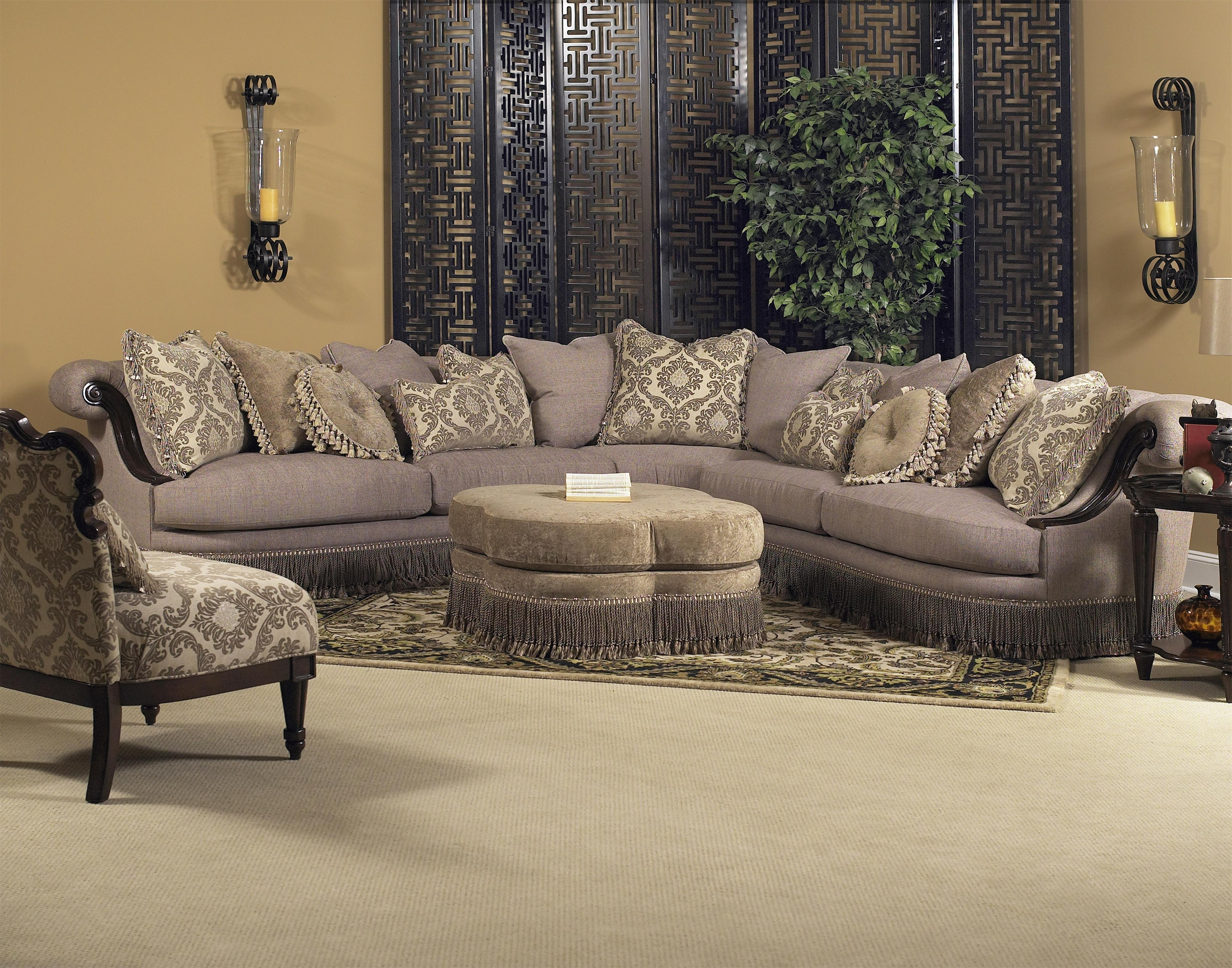 Most Recent Royal Furniture Sectional Sofas In Classic Wellingsley Sectionalfairmont Designs Available At (View 2 of 20)