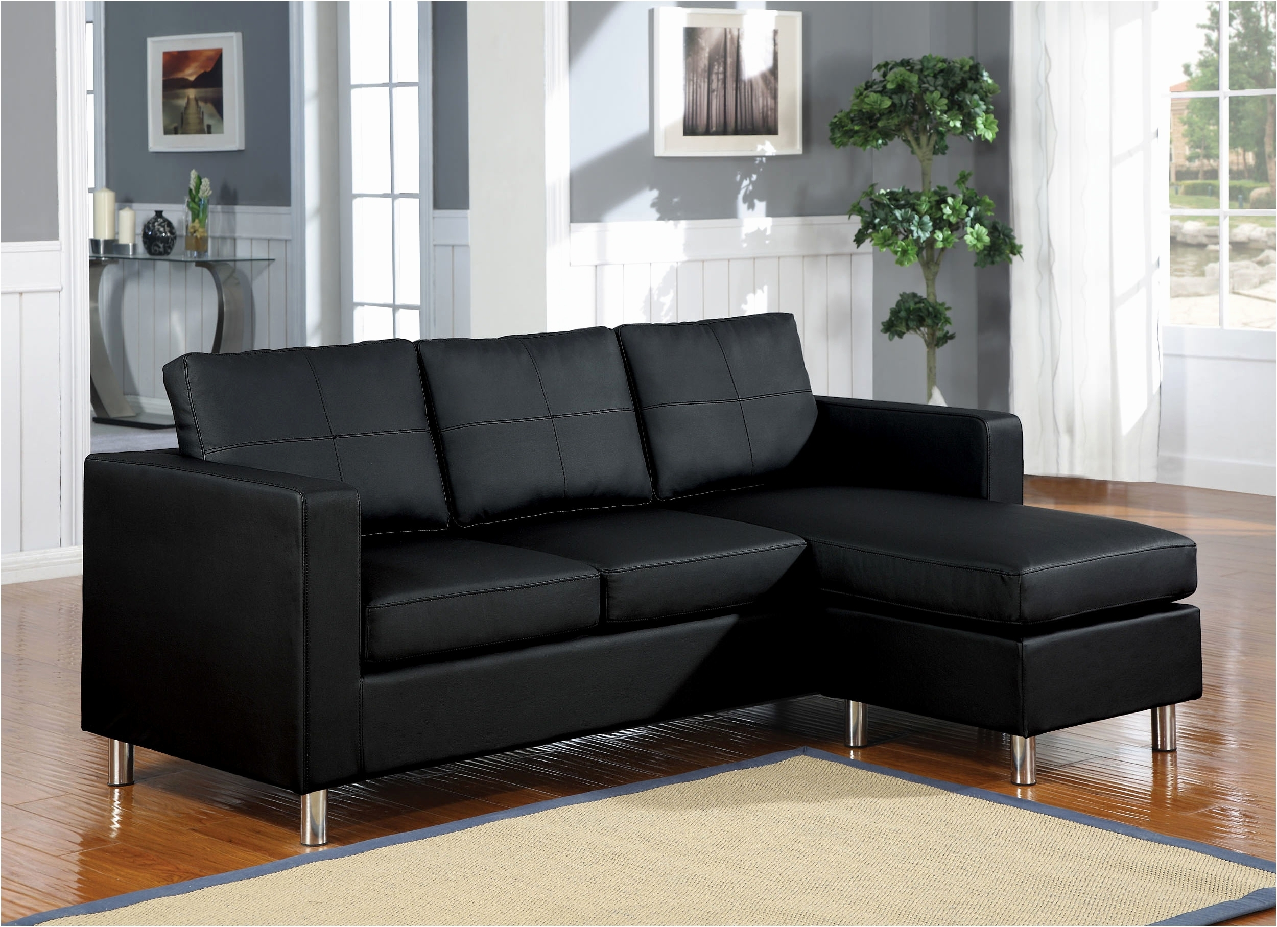 Most Recent Small Leather Sectional Sofa Luxury Furniture Sofa Perfect Small With Small Sectional Sofas For Small Spaces (View 5 of 20)