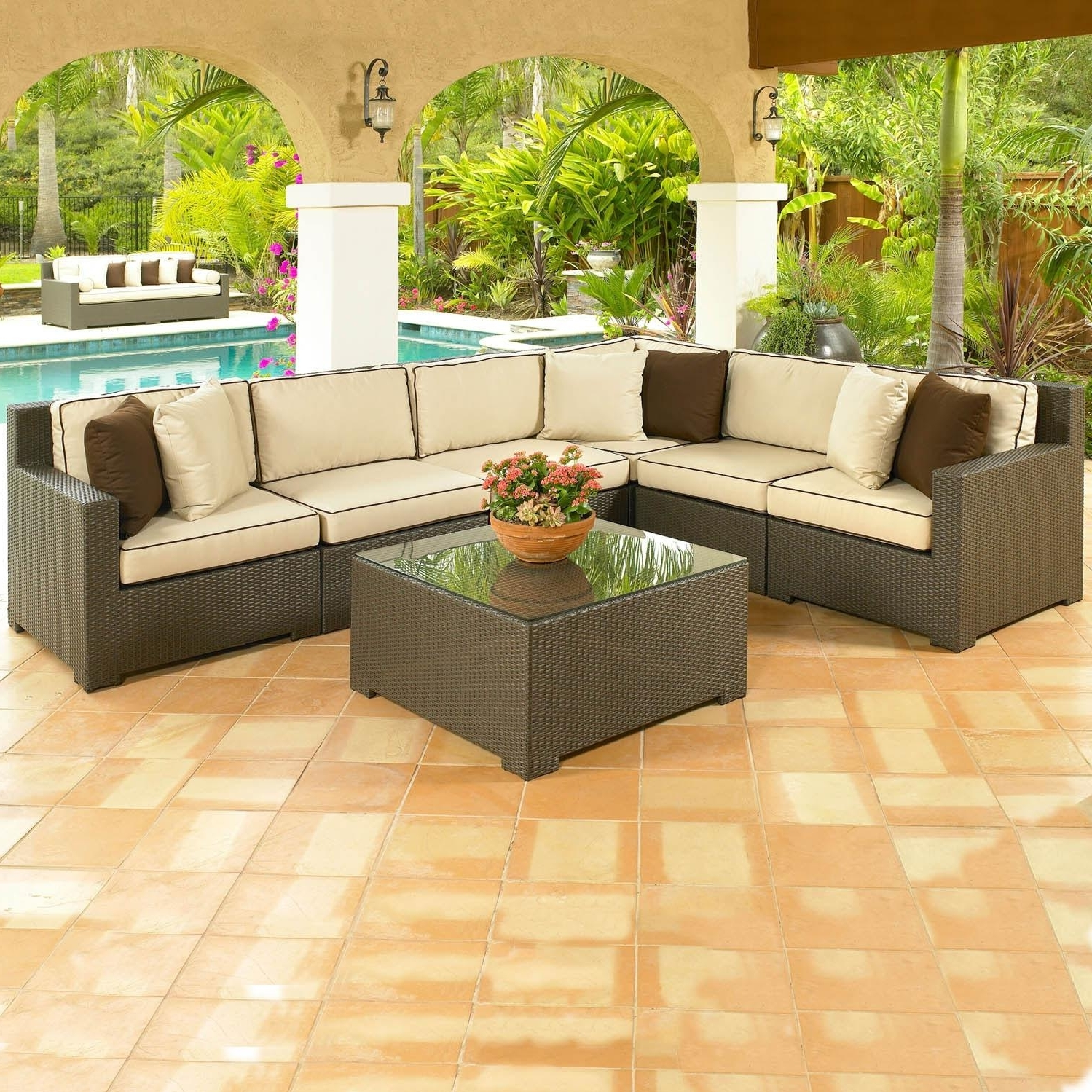 Most Recent Sofa : Outdoor Sectional Sale Under  (View 8 of 20)
