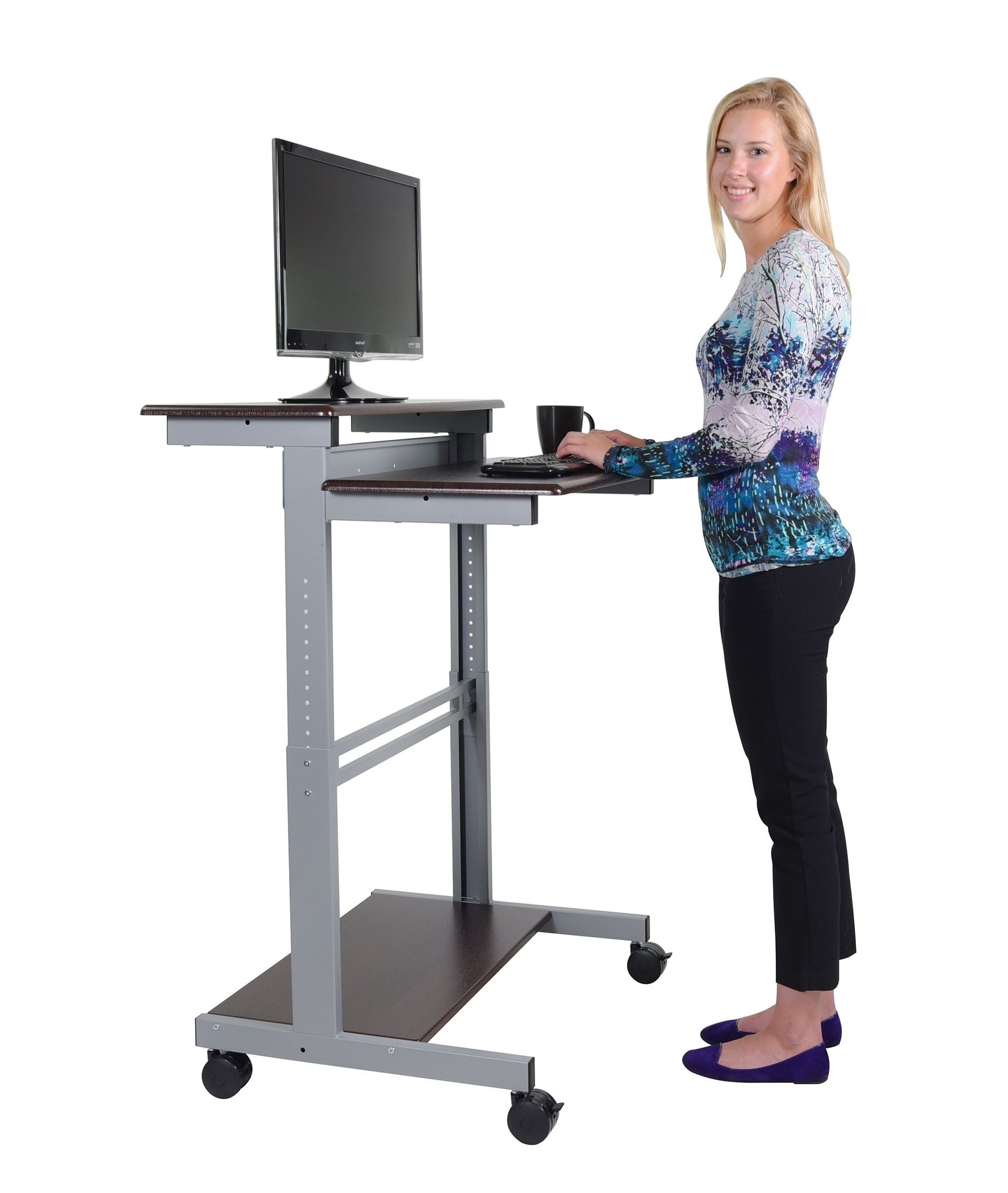 Featured Photo of Standing Computer Desks