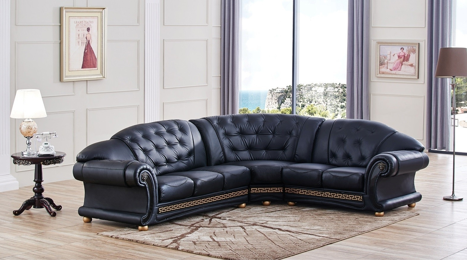 Most Recent Versachi Sectional Sofa (View 14 of 20)