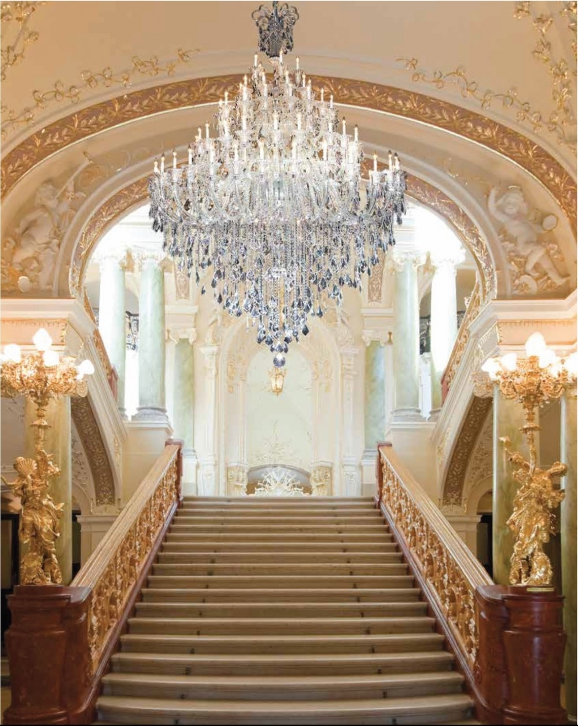 Most Recent Where To Buy Modern Stairway Chandeliers Online? Can I  Staircase With Stairway Chandeliers (View 14 of 20)