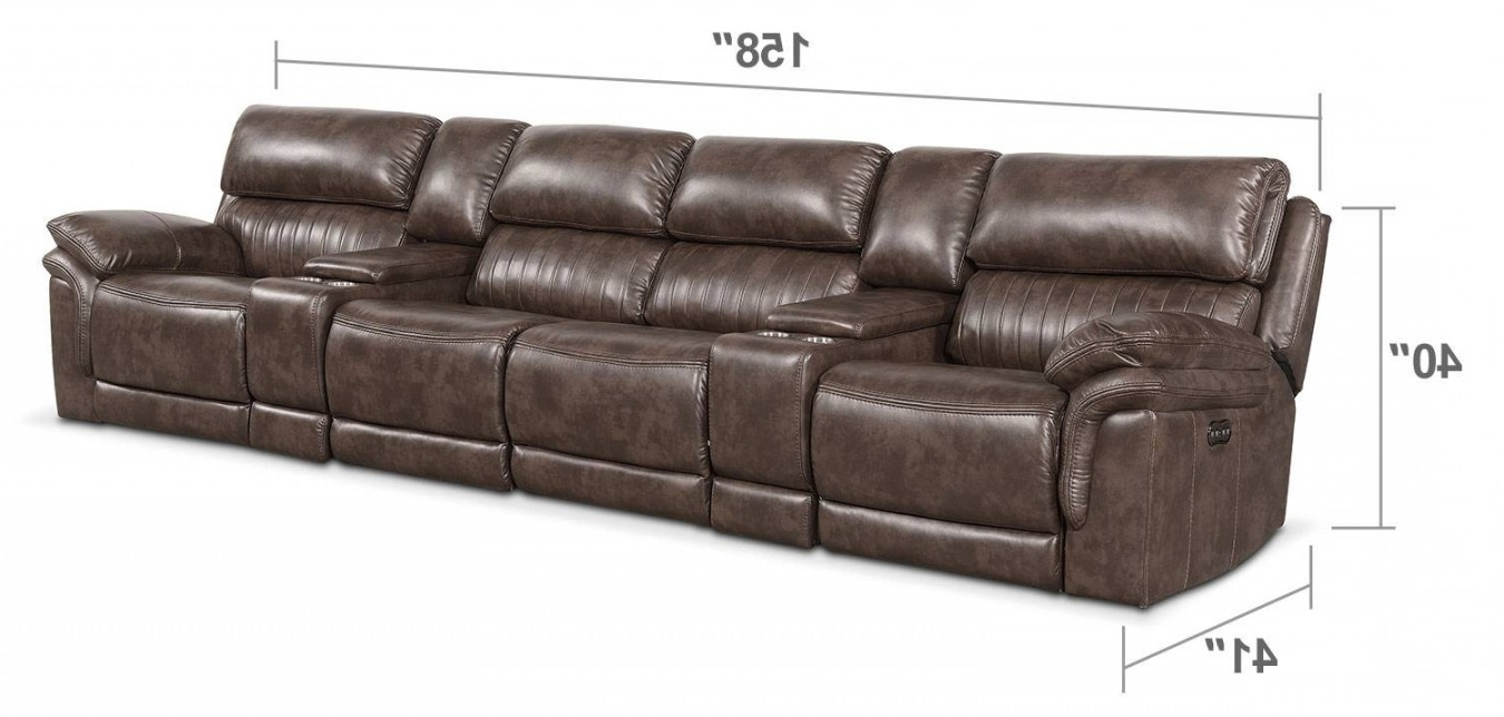 Most Recently Released 6 Piece Leather Sectional Sofas For 30 Collection Of 6 Piece Leather Sectional Sofa (View 17 of 20)