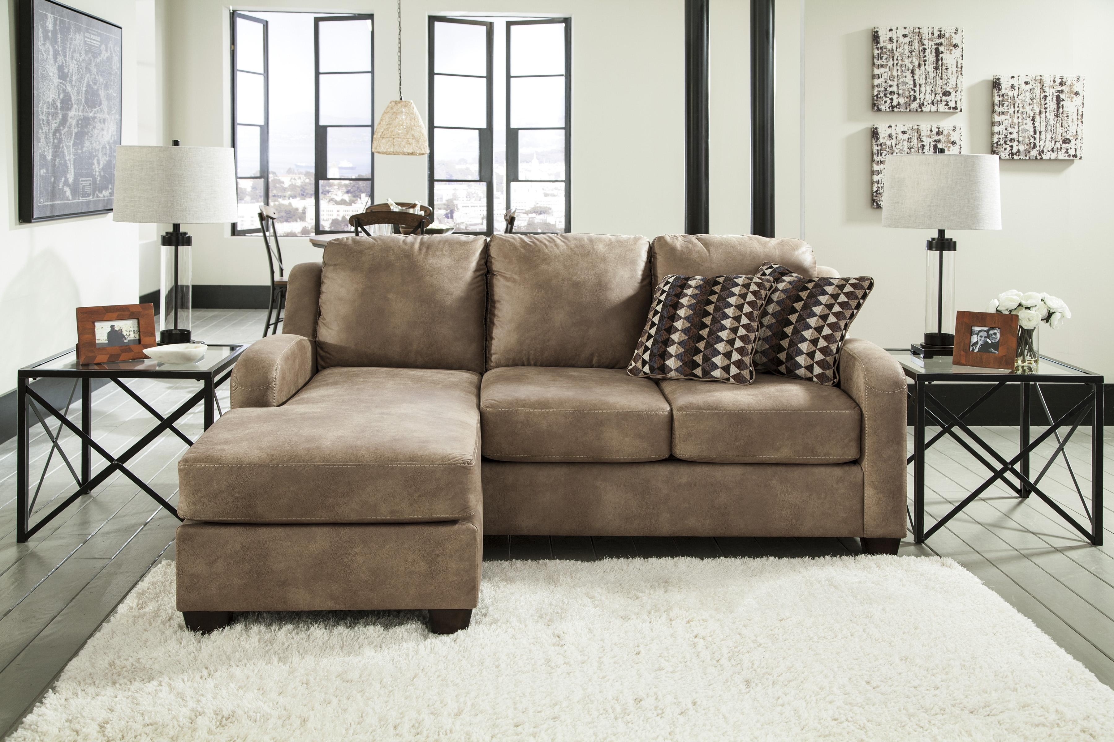 Most Recently Released Ashley Alturo Sectional Sofa – Dream Rooms Furniture With Regard To Houston Tx Sectional Sofas (View 11 of 20)