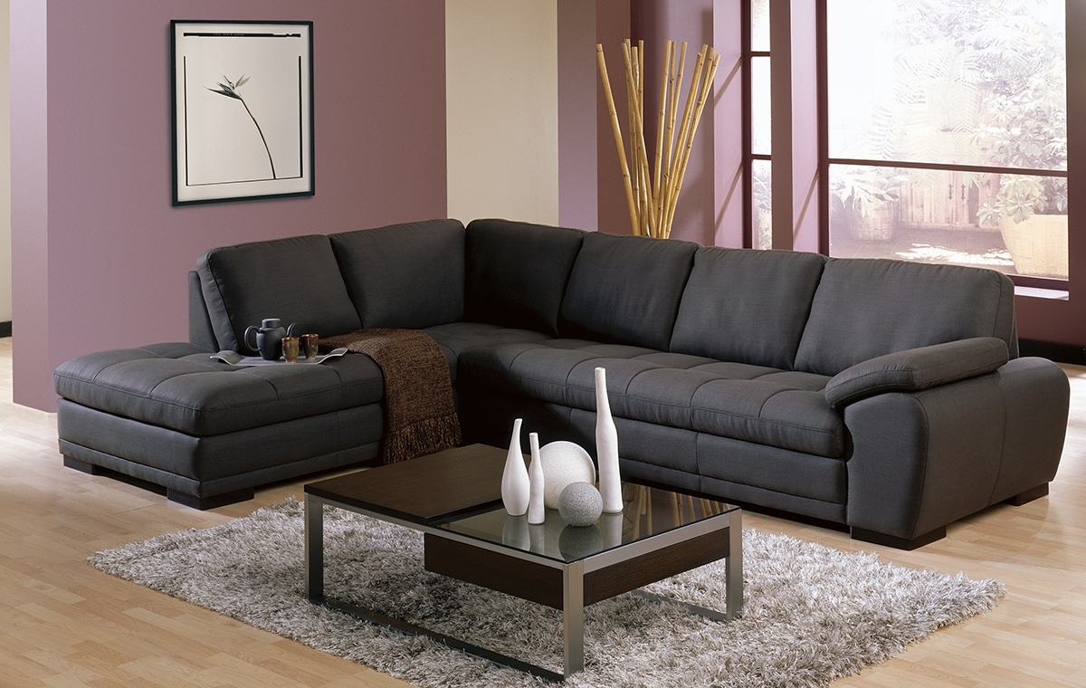 Most Recently Released Austin Sectional Sofas Inside Palliser Miami Leather Sectional (View 5 of 20)