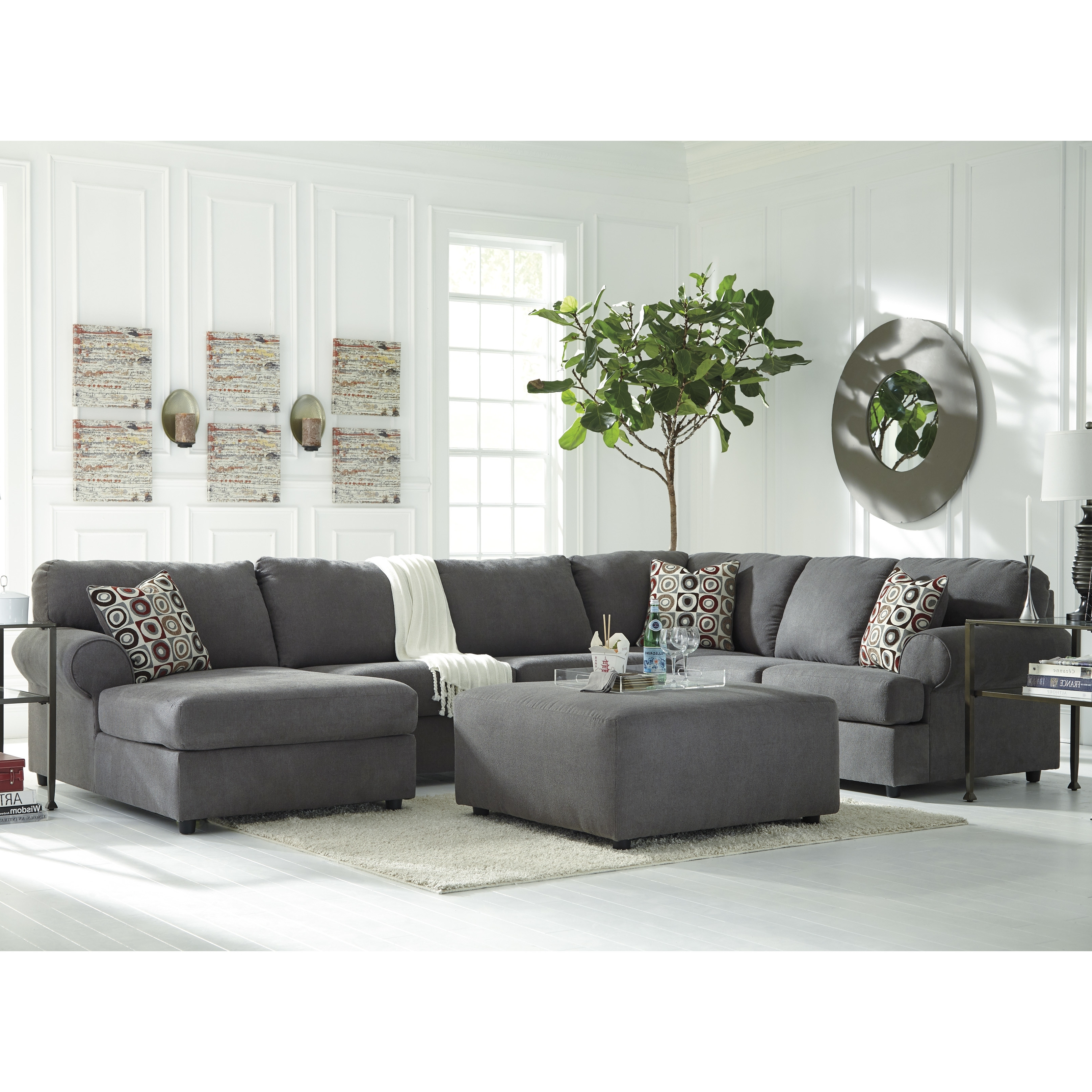 Most Recently Released Eau Claire Wi Sectional Sofas With Sellersville Reversible Sectional (View 4 of 20)