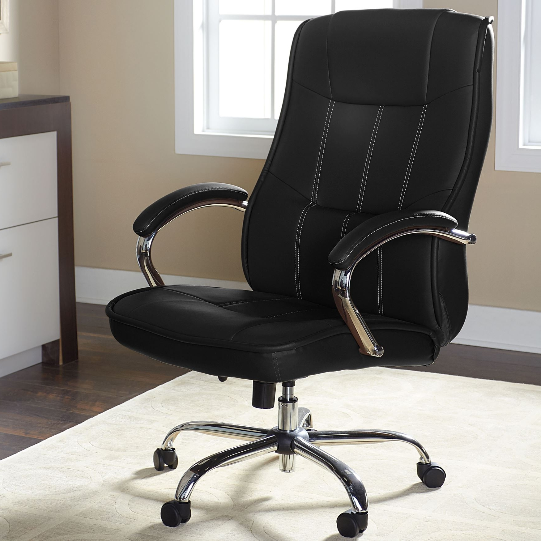 Most Recently Released Executive Office Chairs With Adjustable Arms • Office Chairs For Executive Office Chairs With Adjustable Arms (View 12 of 20)
