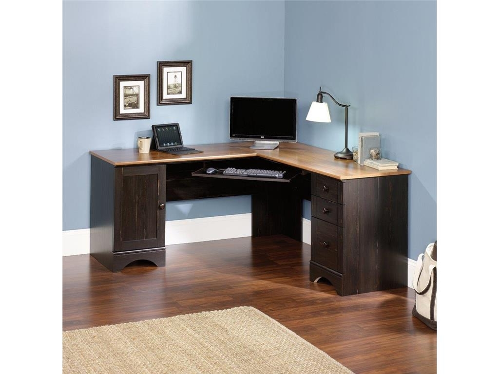 Most Recently Released Fabulous Corner Computer Desks For Home Office Furniture : Amusing With Computer Desks Under $ (View 17 of 20)