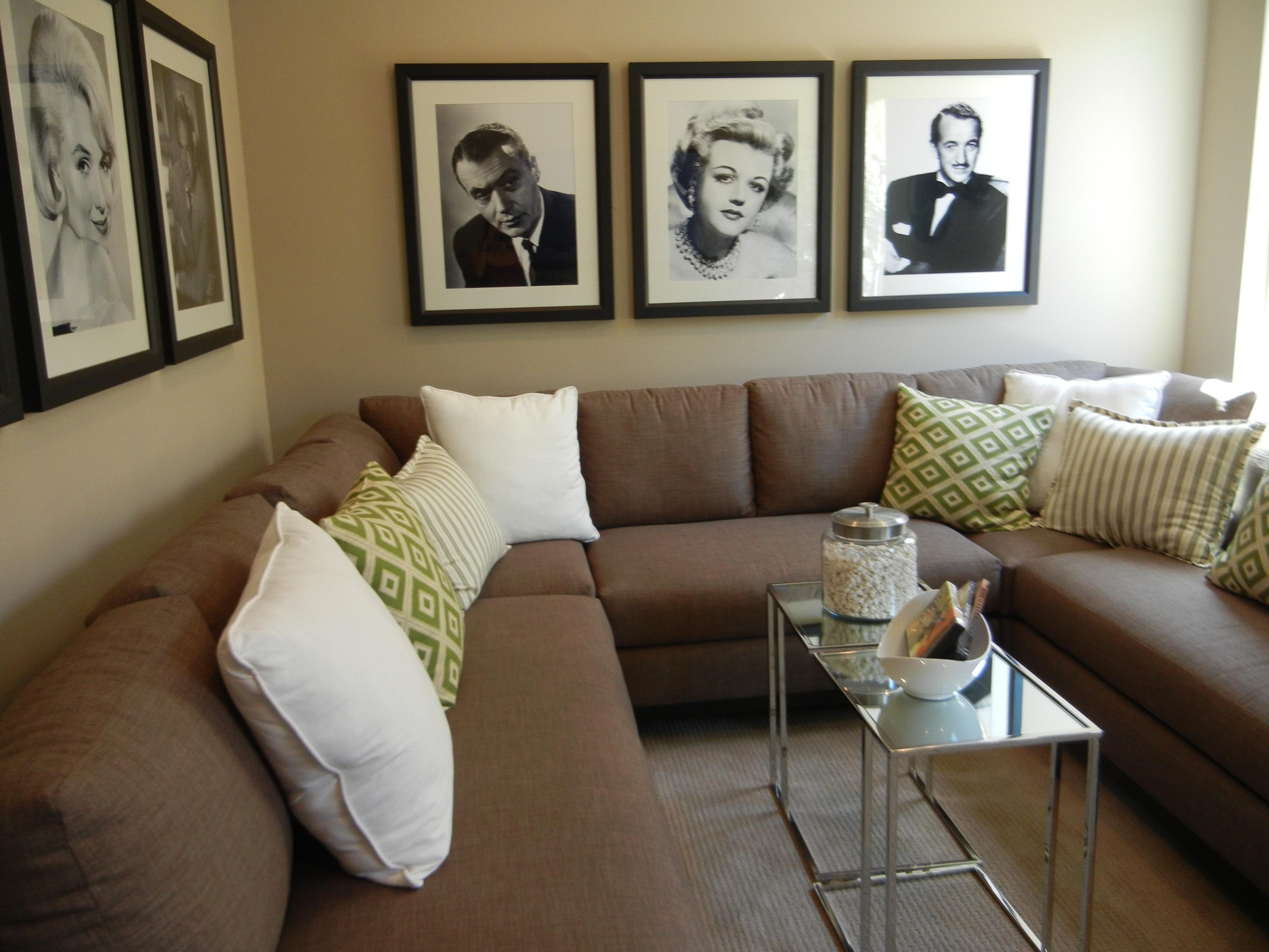 Most Recently Released Furniture : Movie Theater With Loveseats Awesome Brilliant Navy Regarding Quatrine Sectional Sofas (View 7 of 20)