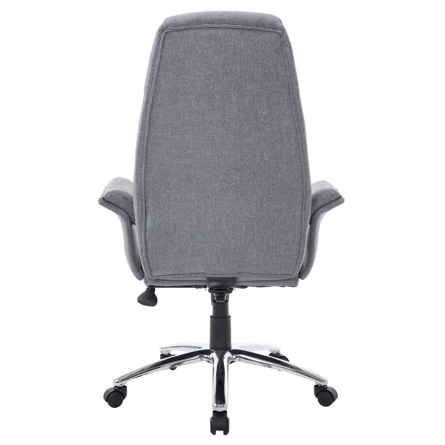 Most Recently Released Homcom Executive Heated Massage Office Chair – Cream Within Fabric Executive Office Chairs (View 15 of 20)