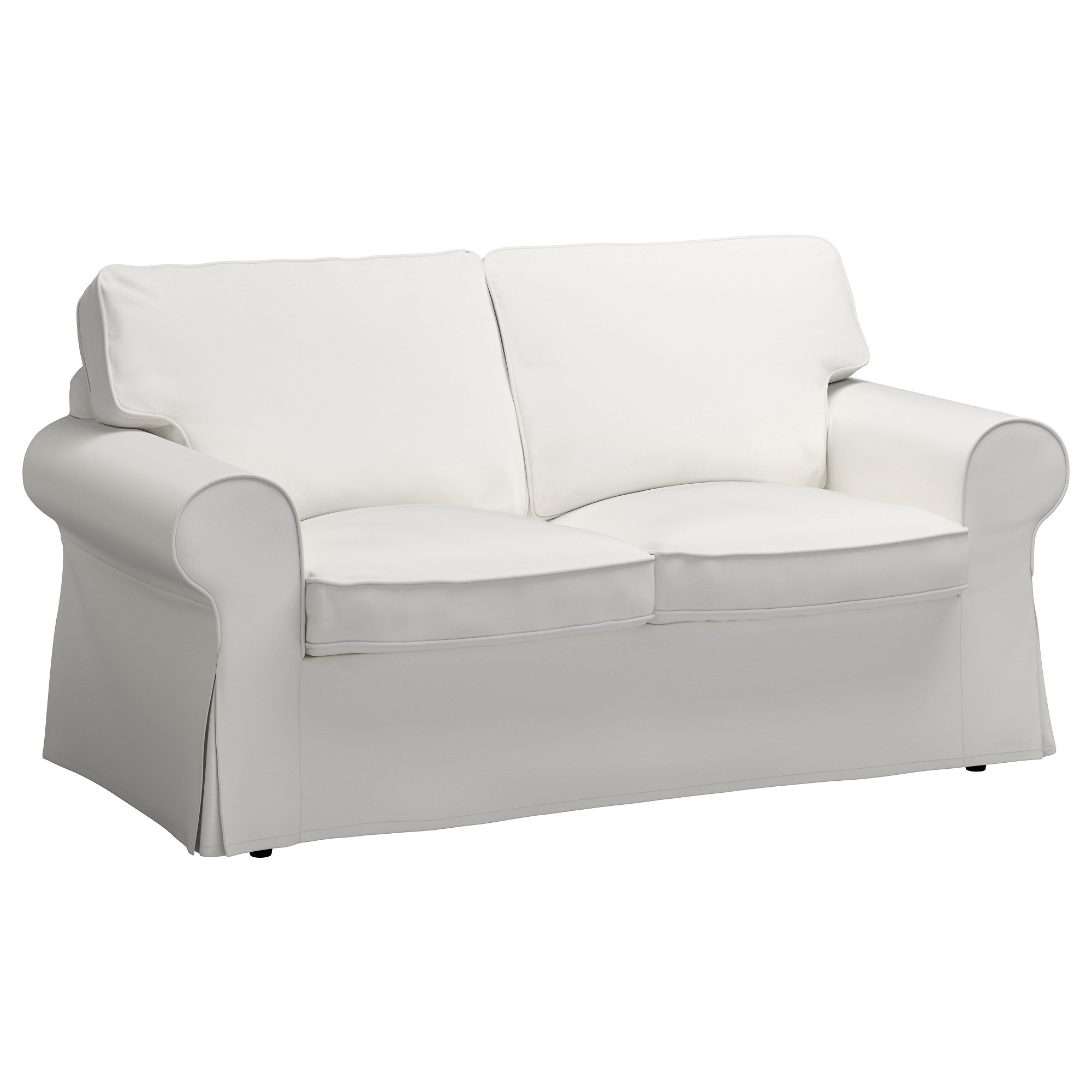 Most Recently Released Ikea Small Sofas With Regard To Ektorp Loveseat – Vittaryd White – Ikea (View 15 of 20)