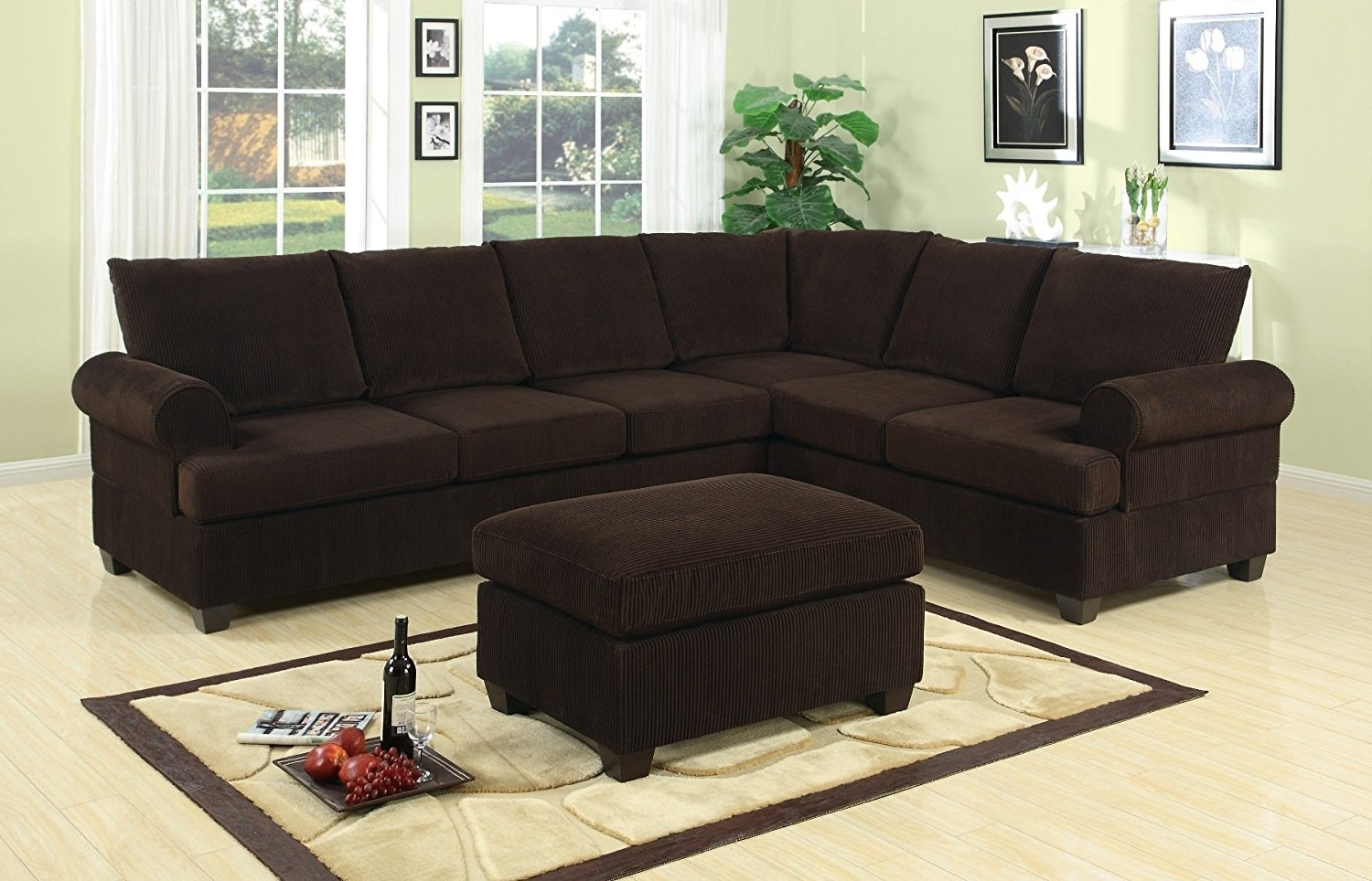 Most Recently Released Jacksonville Florida Sectional Sofas Within Sectional Sofas Jacksonville Fl – Home And Textiles (View 9 of 20)