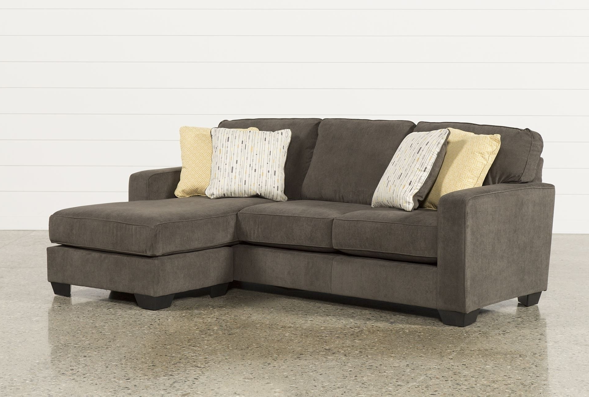 Most Recently Released Living Spaces Sectional Sofas With Regard To Furniture Leather Sectional Sofa With Chaise Chaise Sectional (View 15 of 20)