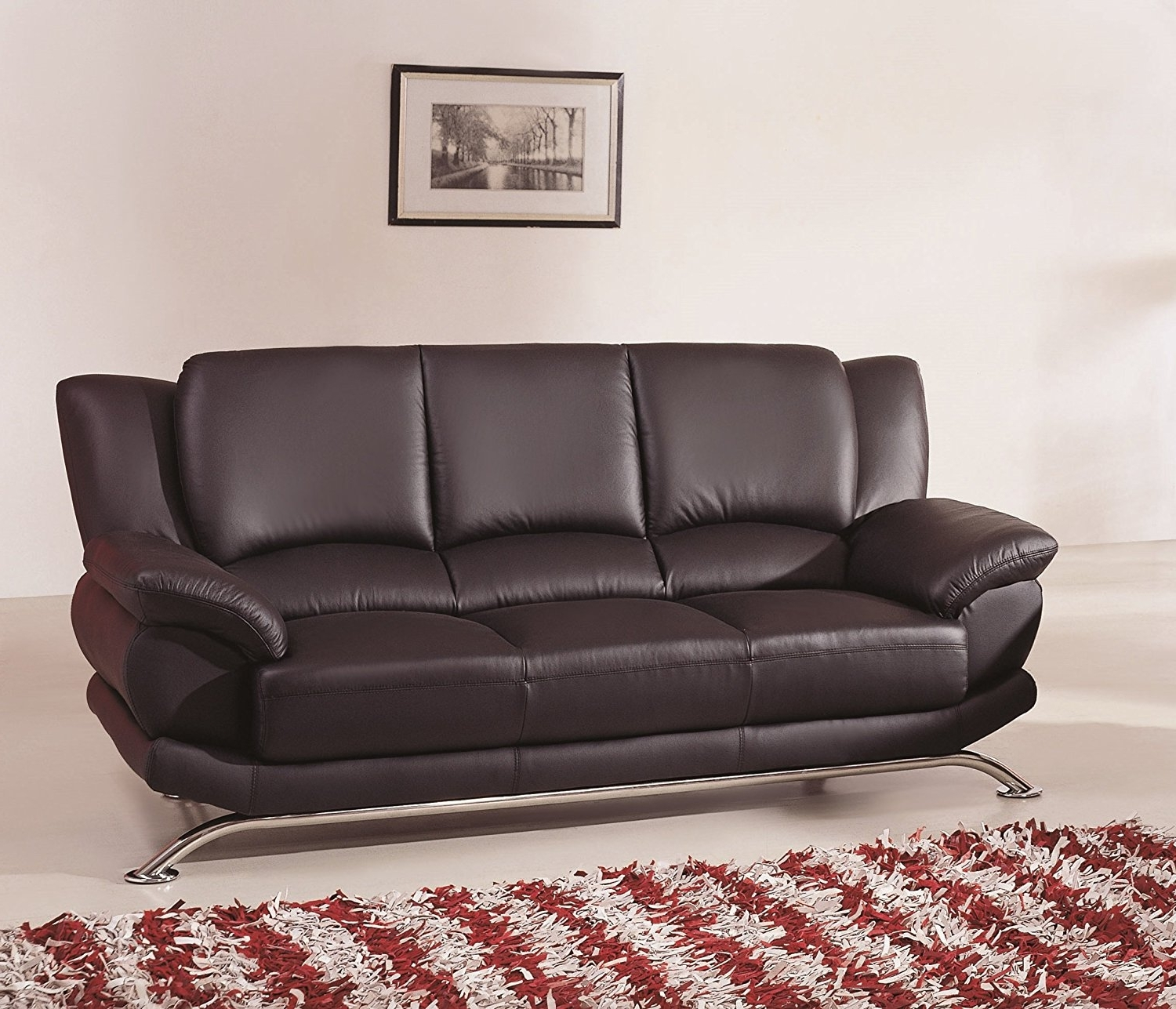 Most Recently Released Modern Leather Sofa Beds Uk Sofas And Sectionals Loveseats Within High Point Nc Sectional Sofas (View 3 of 20)