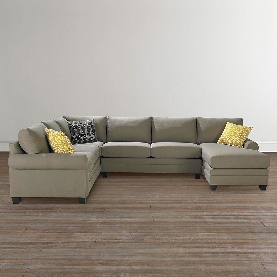 Most Recently Released Sectional Sofa. Topmost Design Of Small U Shaped Sectional Sofa With Small U Shaped Sectional Sofas (Gallery 5 of 20)