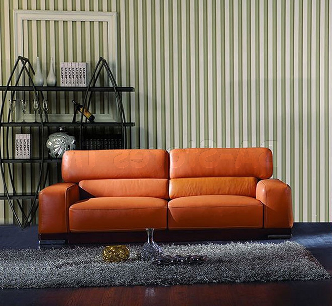 Most Recently Released Sofa : View Leather Sofas Orange County Excellent Home Design Regarding Orange County Sofas (View 8 of 20)