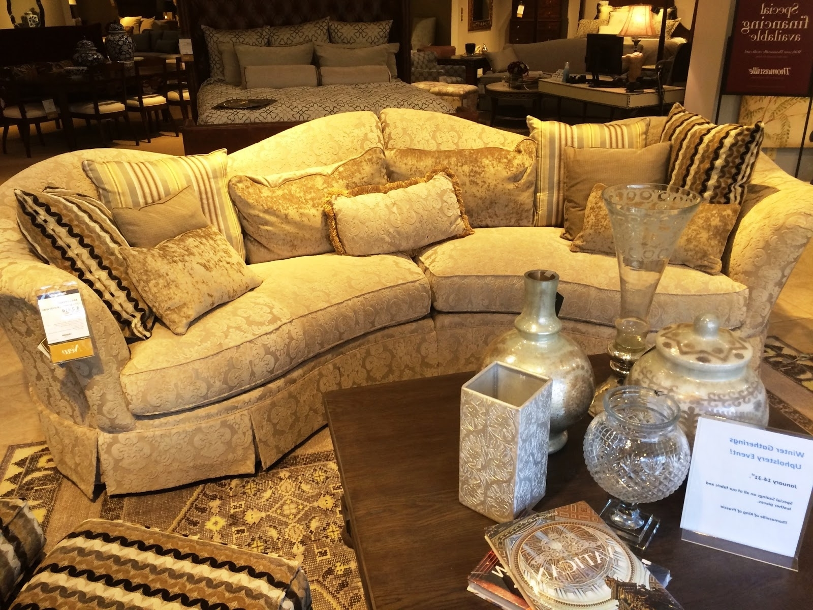 Most Recently Released Thomasville Sectional Sofas Throughout Thomasville & Co (View 10 of 20)