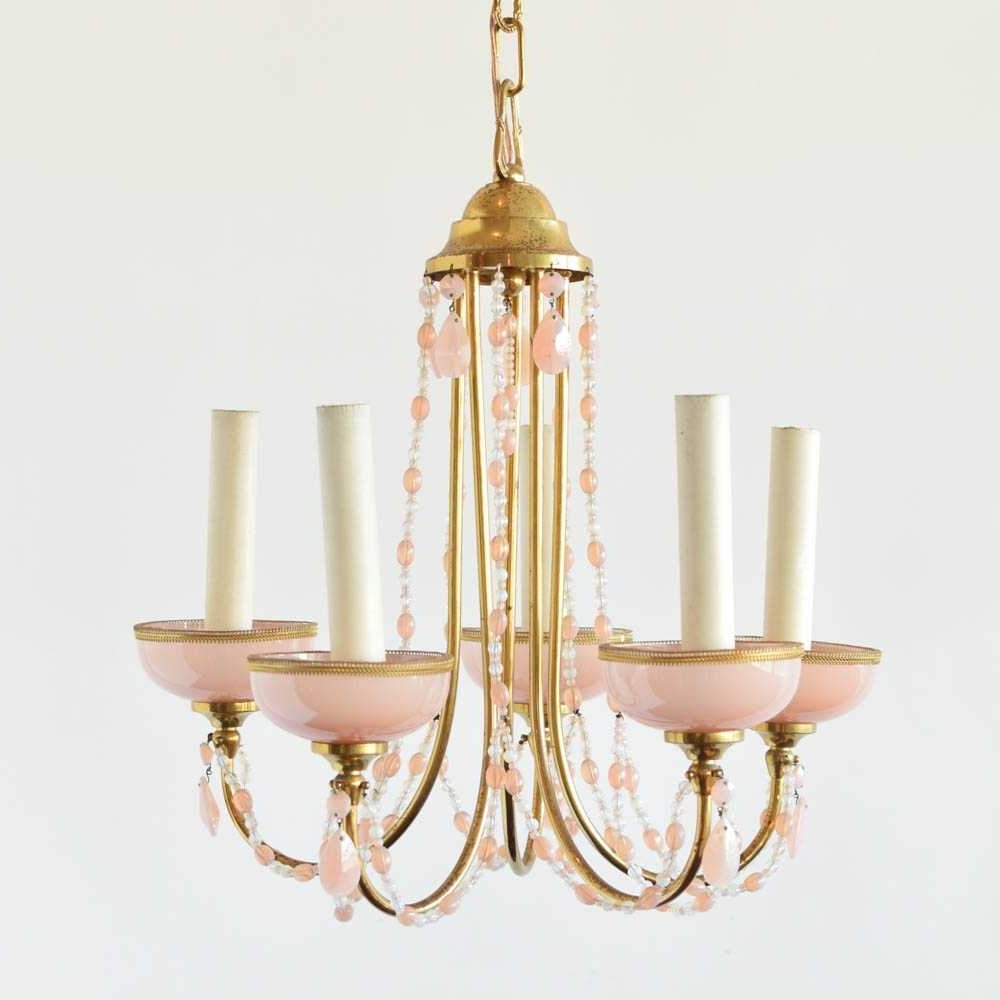 Most Recently Released Vintage Italian Chandelier In The Italian Chandelier (View 4 of 20)