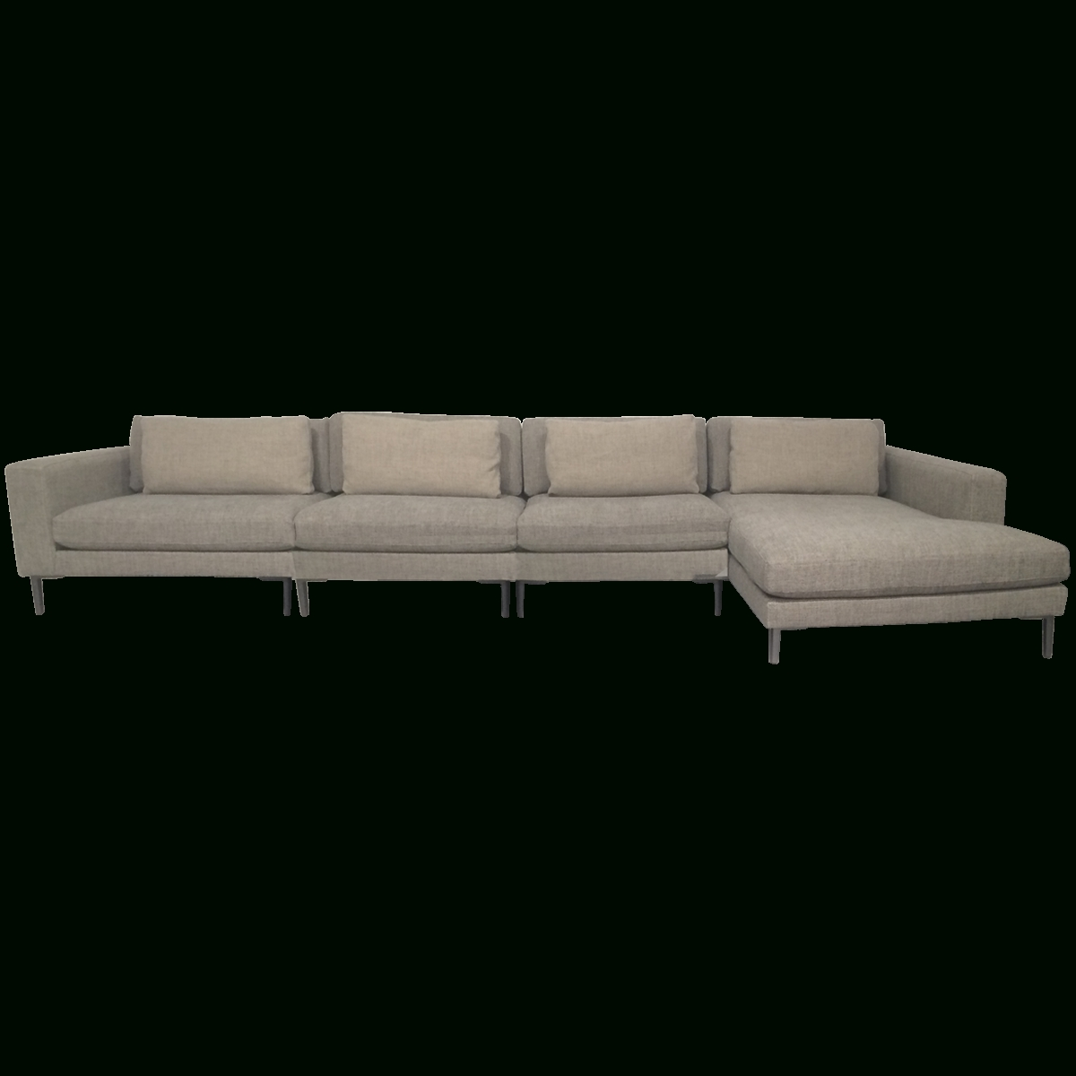 Most Recently Released Viyet – Designer Furniture – Seating – Weiman Grand Scale Izzy Throughout Grand Furniture Sectional Sofas (View 14 of 20)