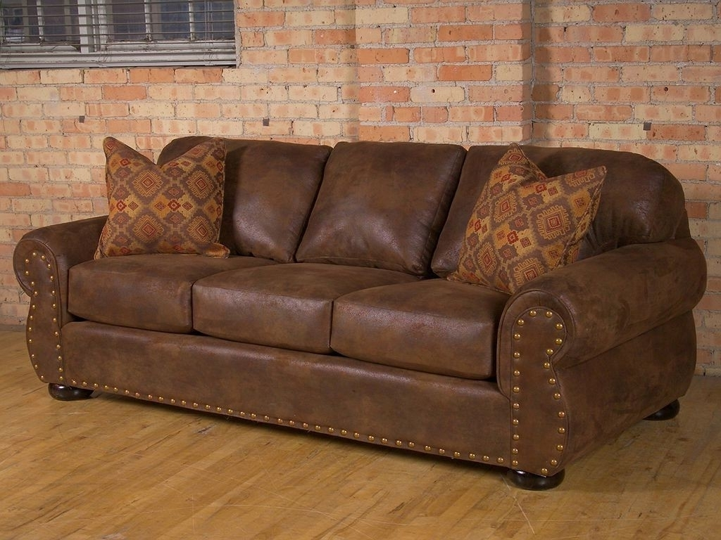 Most Recently Released Western Style Sectional Sofas Inside Rustic Leather  Living Room Furniture Reclining Sofa Western