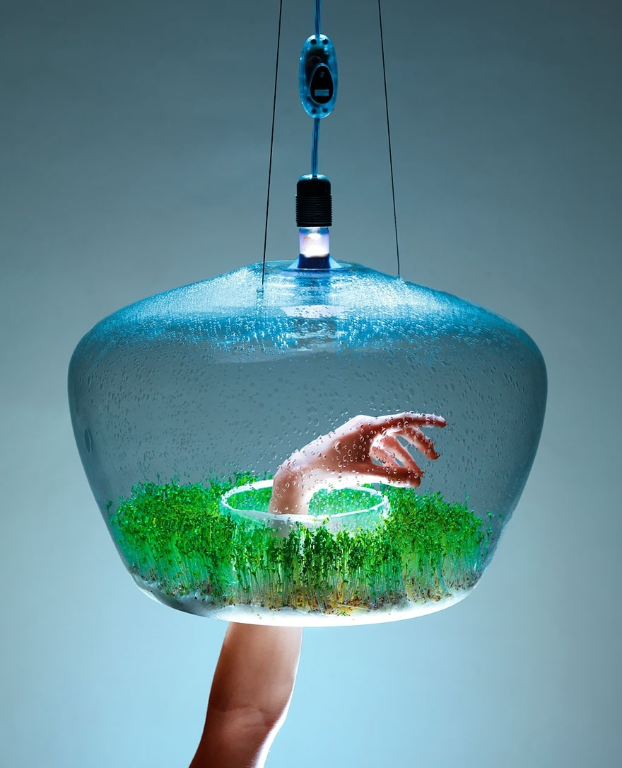 Most Up To Date 25 Of The Most Creative Lamp And Chandelier Designs (View 9 of 20)