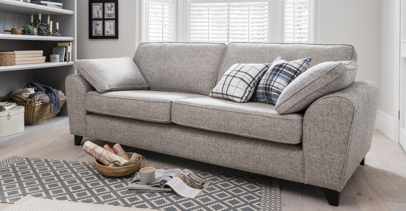 Featured Photo of 4 Seater Sofas