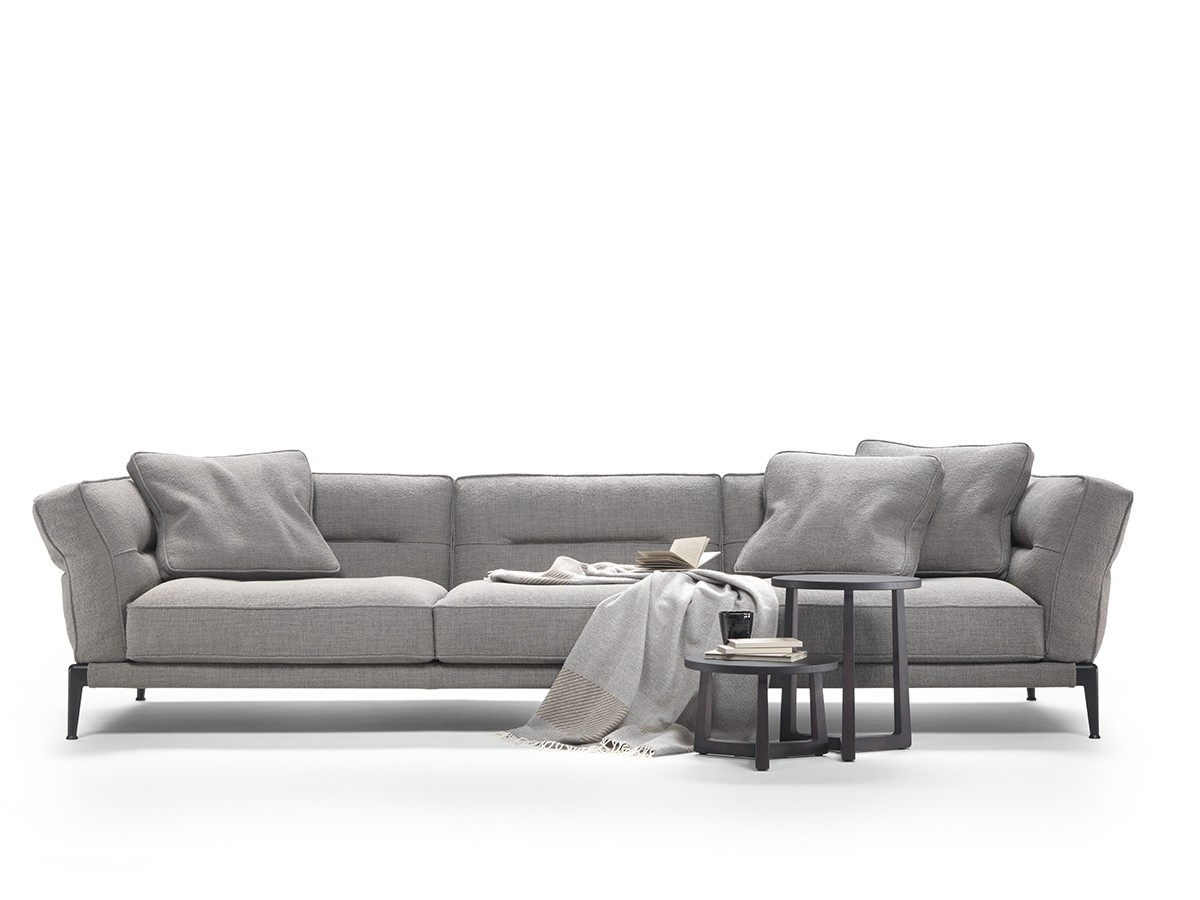 Most Up To Date Adda 3 Seater Sofaflexform Shop Online On Ciatdesign Pertaining To Flexform Sofas (View 17 of 20)
