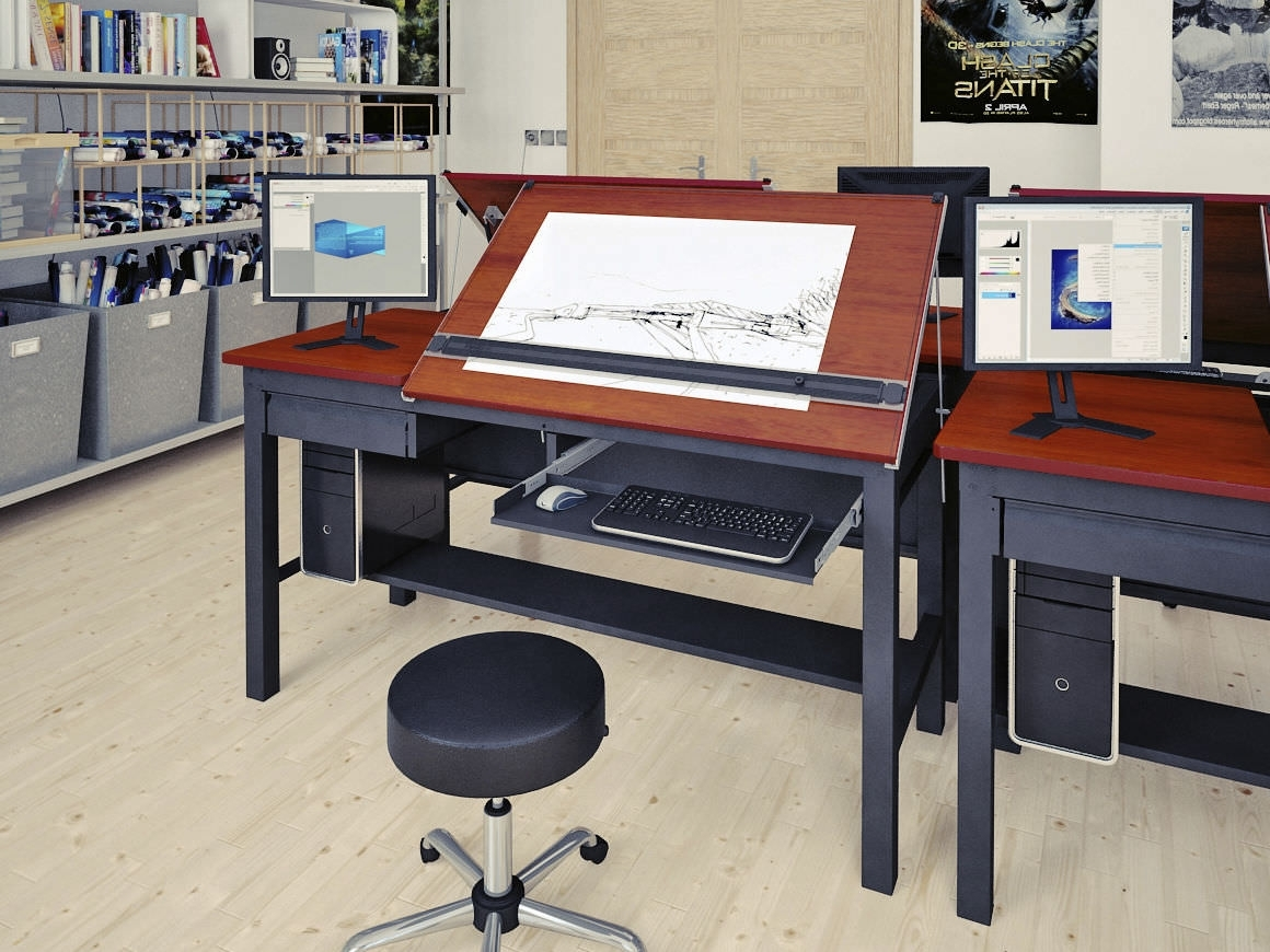Most Up To Date Best Drafting Table Chair (View 16 of 20)