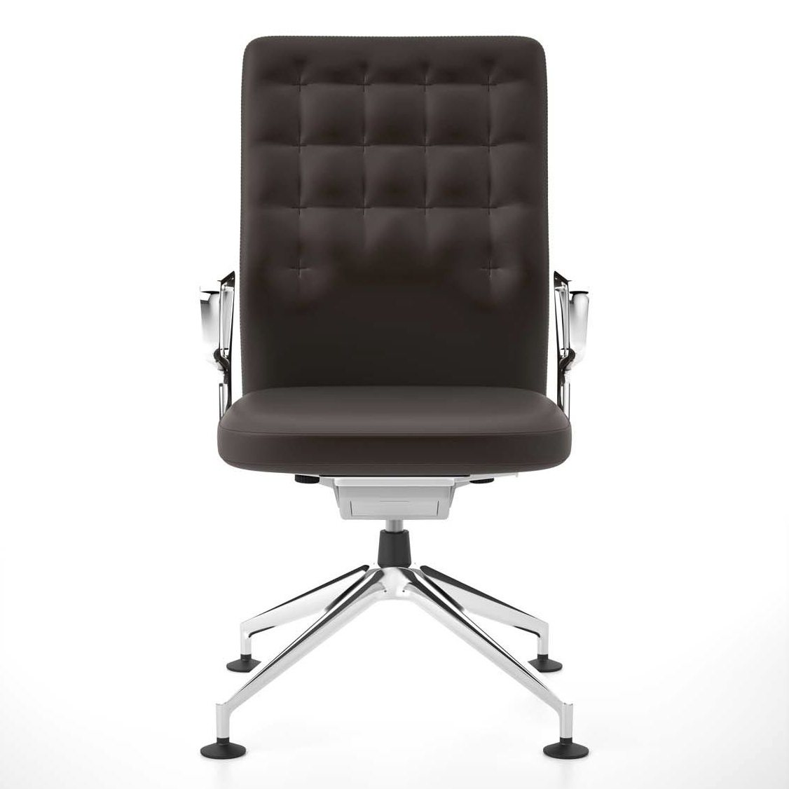 Most Up To Date Contemporary Office Chair / Swivel / On Casters / Upholstered – Id For Upholstered Executive Office Chairs (View 6 of 20)