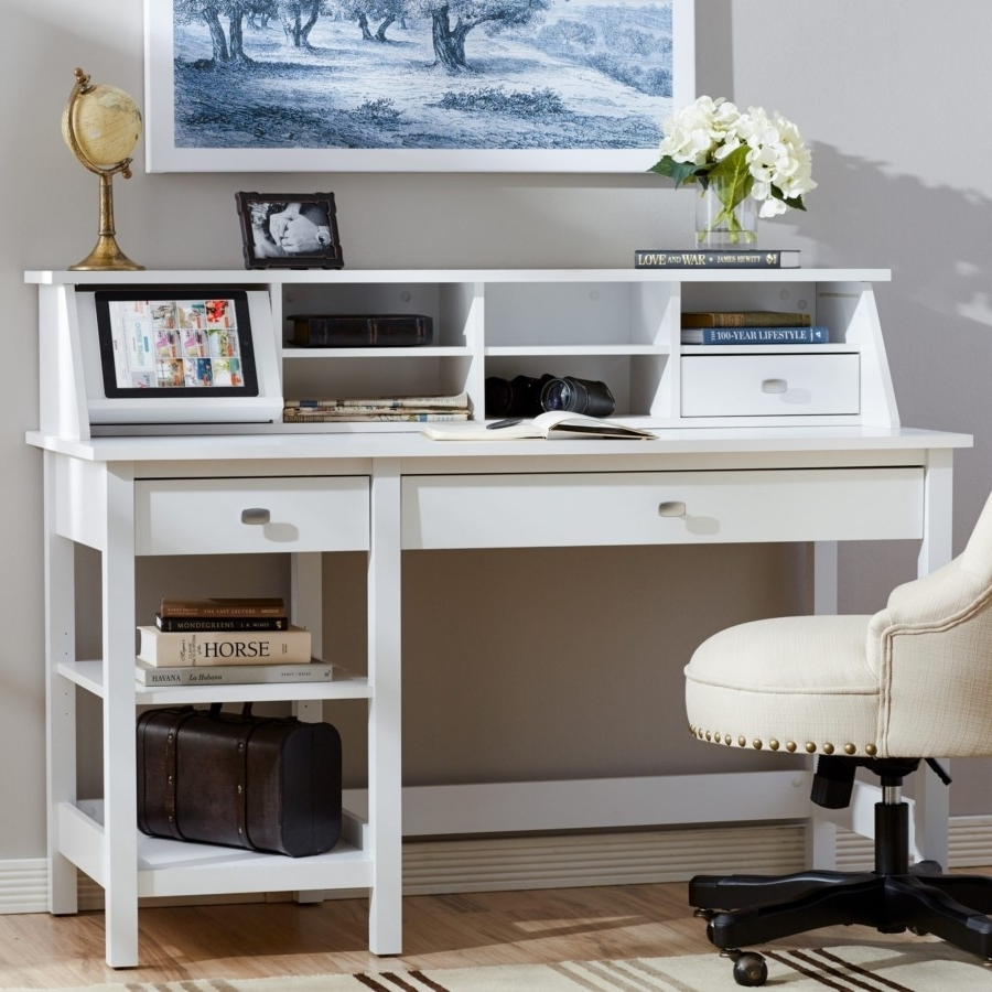 Most Up To Date Desk : Small Desk Glass Wood Desk With Glass Top Best Buy Desks Pertaining To Computer Desks At Best Buy (View 13 of 20)