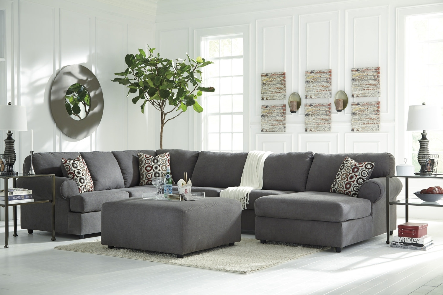 Most Up To Date Dock 86 Sectional Sofas Regarding Jayce 3 Pc (View 19 of 20)