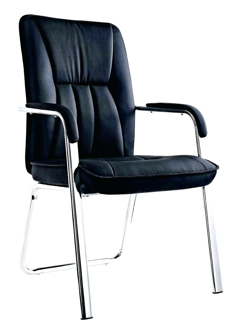 Most Up To Date Executive Office Chairs Without Wheels With Regard To Leather Office Chair Without Wheels • Office Chairs (View 14 of 20)
