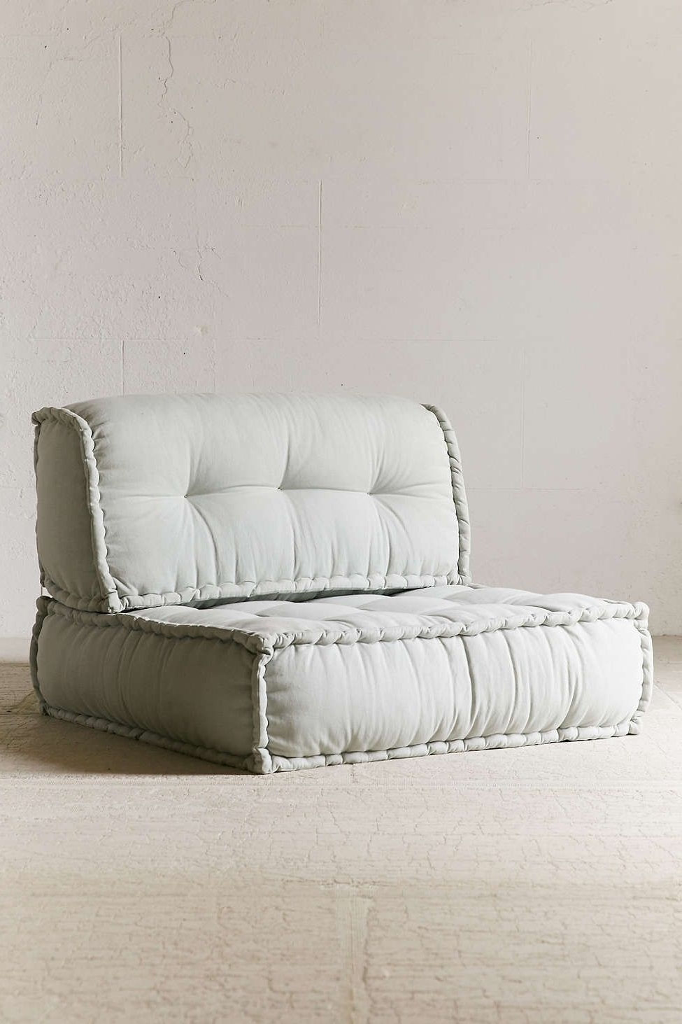 Most Up To Date Floor Cushion Sofas With Regard To 21 Chic And Cozy Floor Pillows (View 16 of 20)