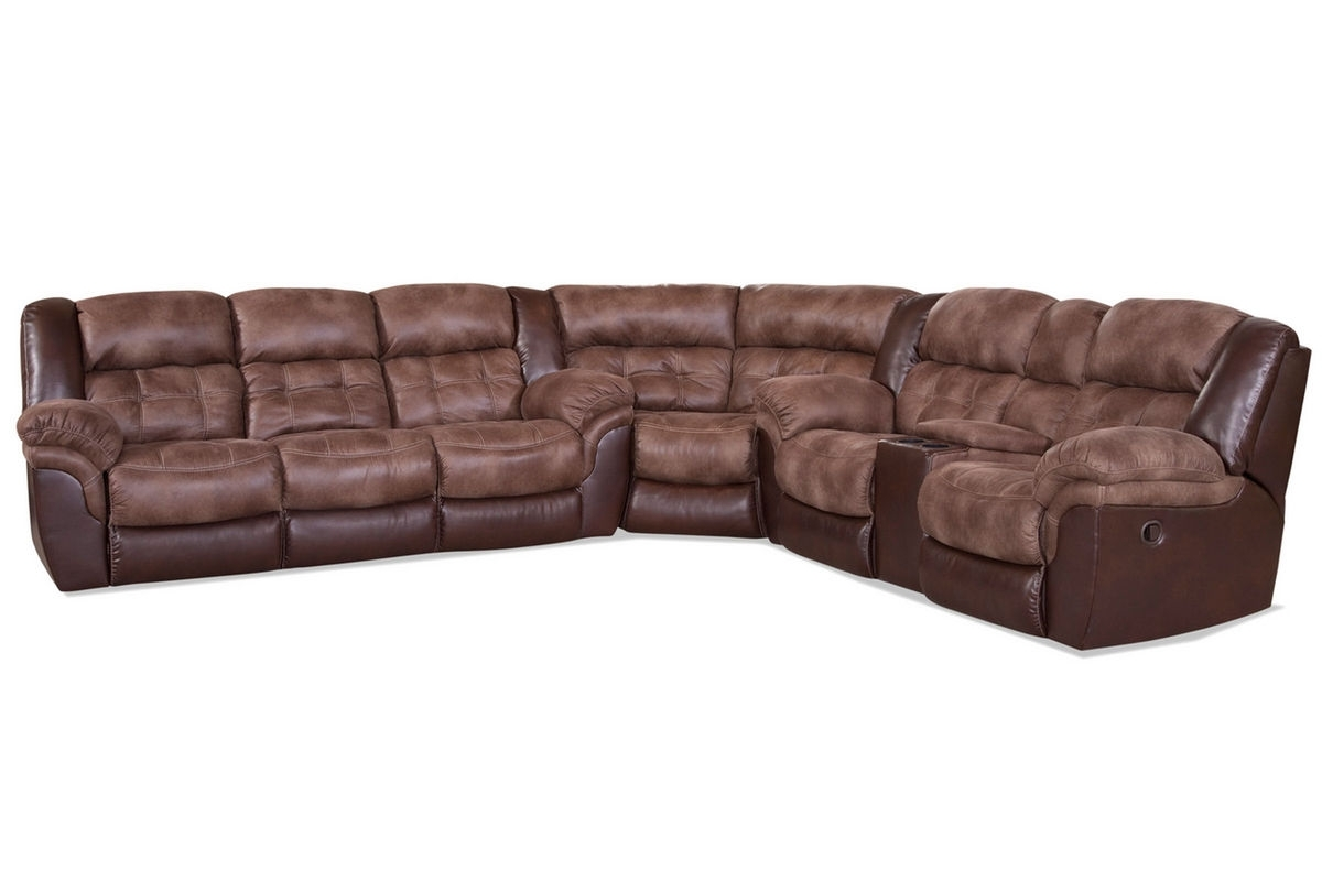 Most Up To Date Gardner White Sectional Sofas Inside Fenway Microfiber Sectional At Gardner White (View 5 of 20)