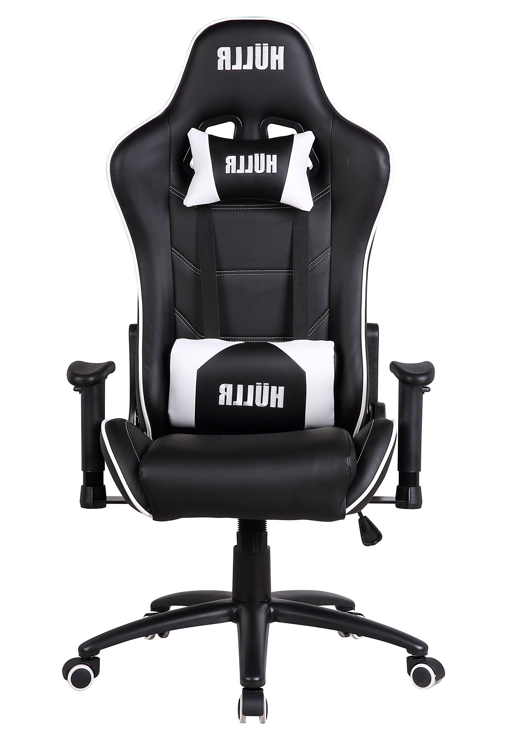 Most Up To Date Hullr Gaming Racing Computer Office Chair, Executive High Back Gt Within Executive Office Racing Chairs (View 19 of 20)