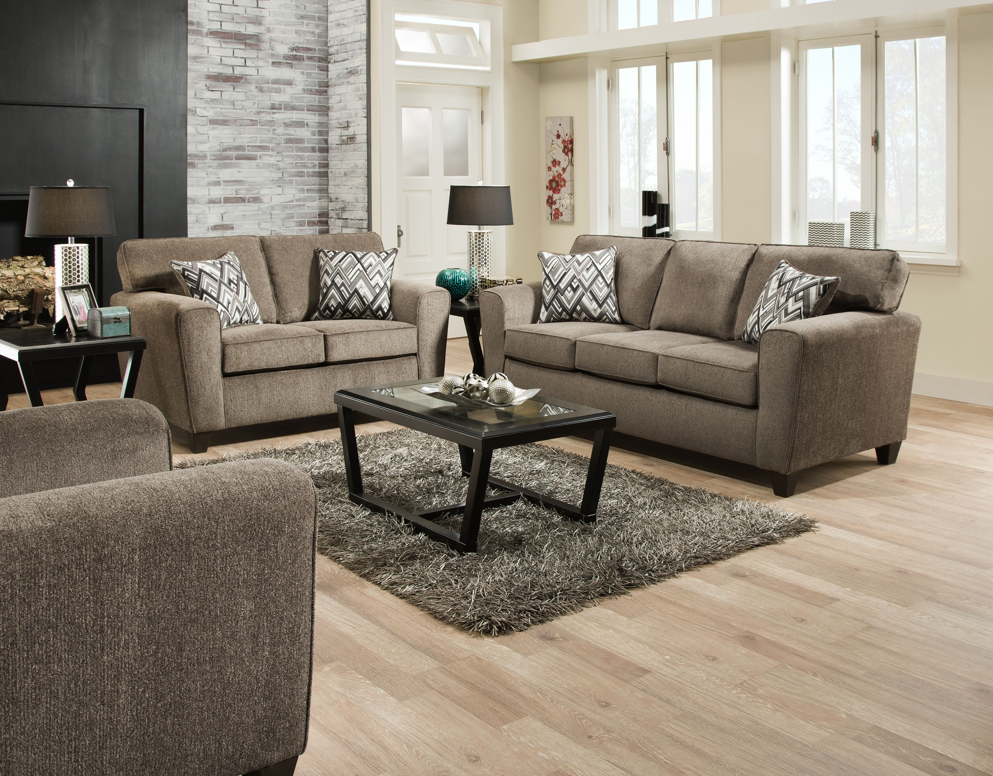 Most Up To Date Janesville Wi Sectional Sofas With Regard To Living Room – Crazy Joe's Best Deal Furniture (View 10 of 20)