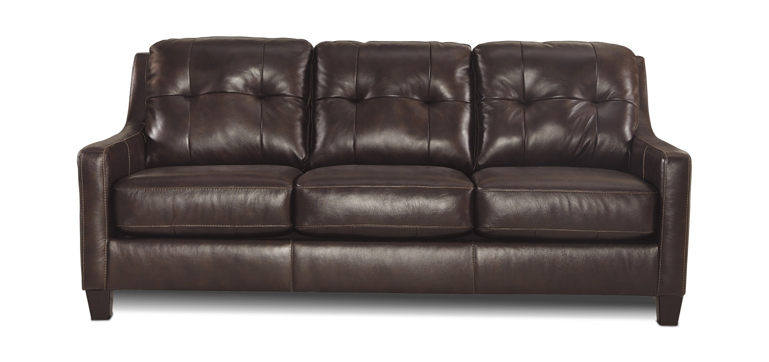 Most Up To Date Keano Leather Sofa (View 14 of 20)