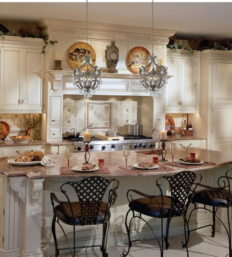 Most Up To Date Kitchen : Drum Pendant Chandelier Customize Kitchen Lighting With With Small Rustic Kitchen Chandeliers (View 12 of 20)