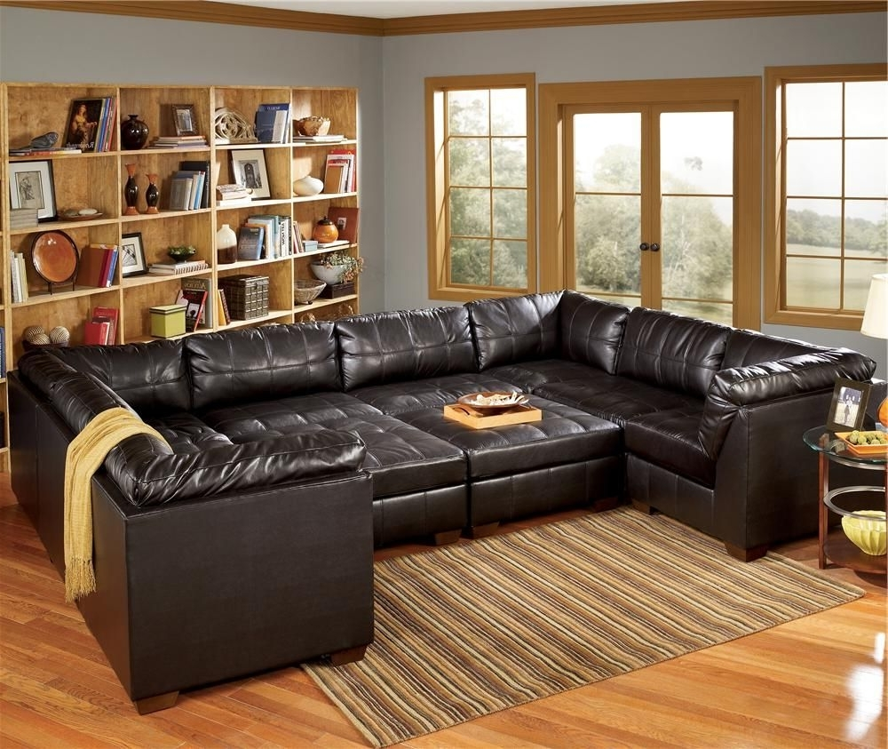 Most Up To Date Michigan Sectional Sofas In San Marco 10 Piece U Shaped Sectionalsignature Design (View 14 of 20)