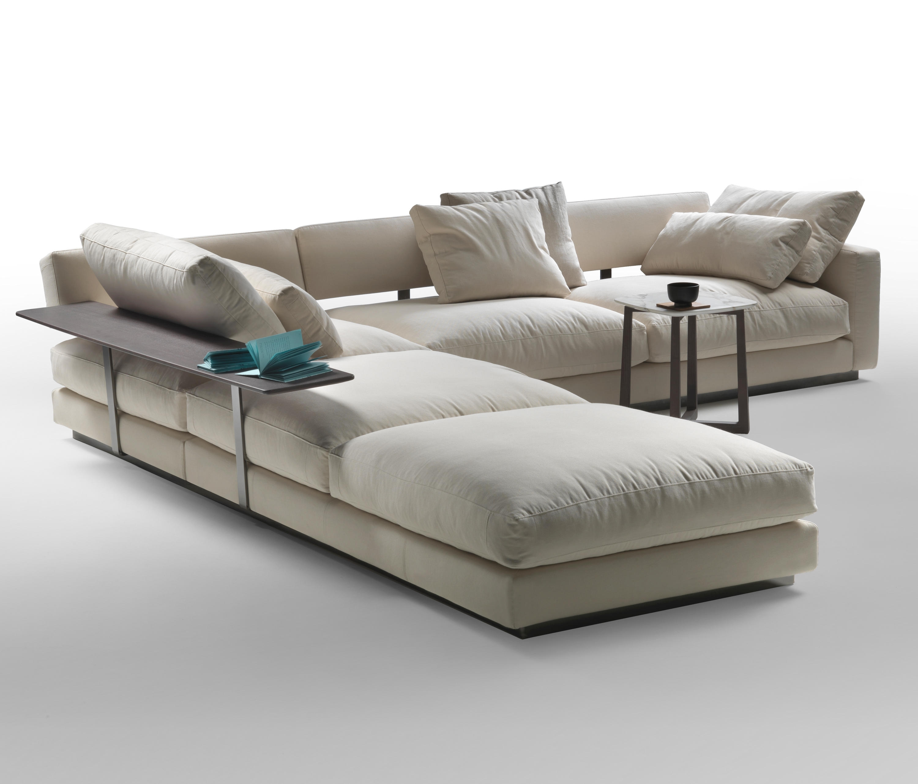 Most Up To Date Pleasure Sectional Sofa – Modular Seating Systems From Flexform Within St Louis Sectional Sofas (View 5 of 20)