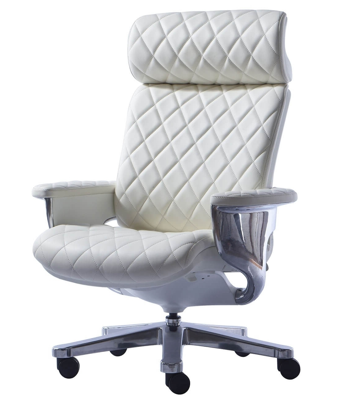 Most Up To Date Premium Leather Office Chairs (View 15 of 20)