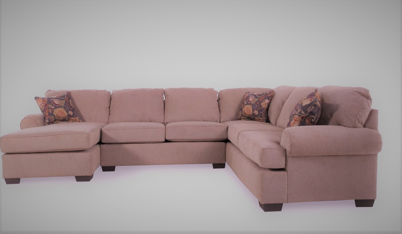 Most Up To Date Sectional Sofa: Lane Sectional Sofas Leather Sectional Sofa In Nanaimo Sectional Sofas (View 15 of 20)