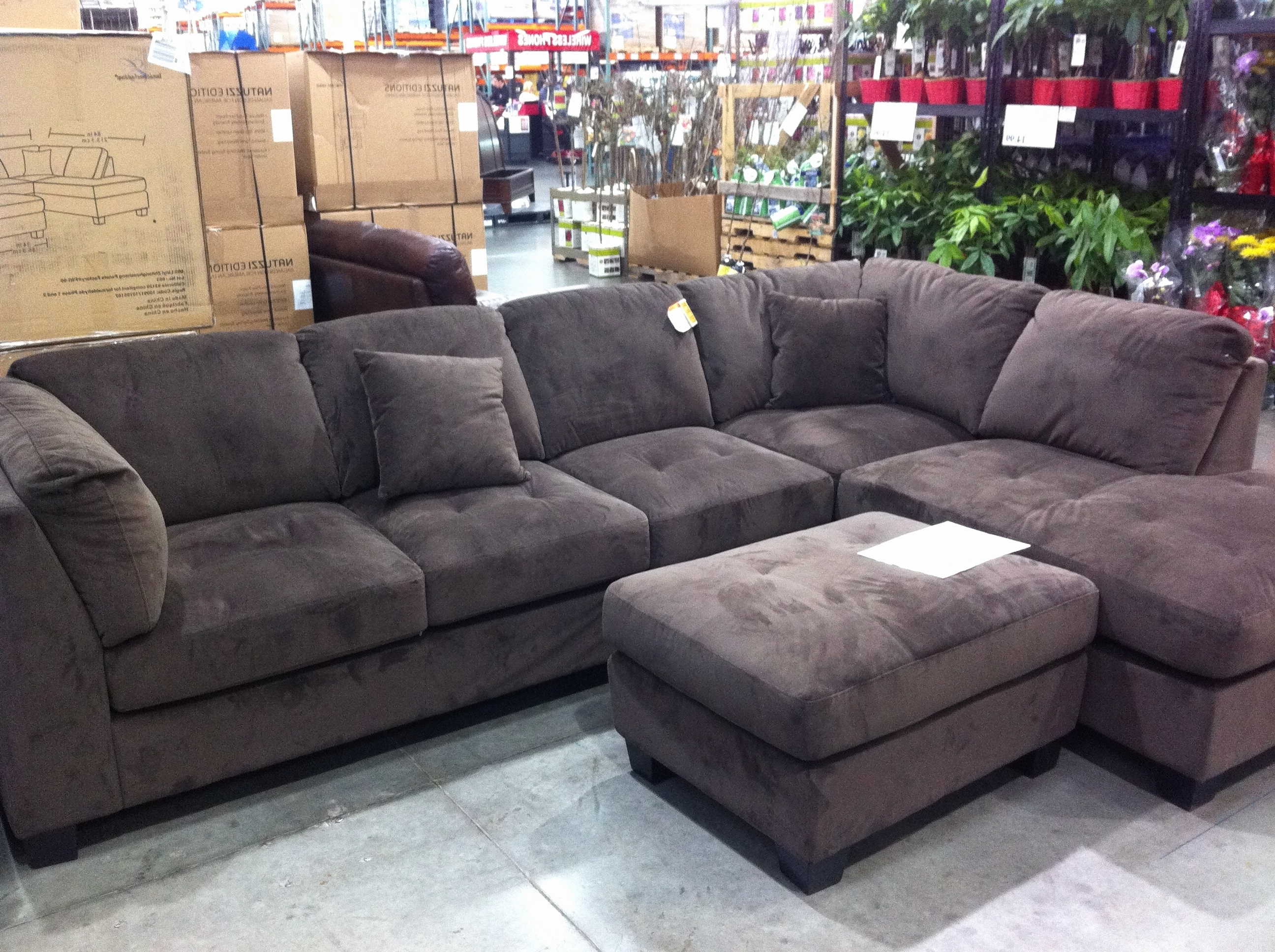 Most Up To Date Sectional Sofas At Costco Within Lovely Kenton Sofa Costco 2018 – Couches And Sofas Ideas (View 13 of 20)